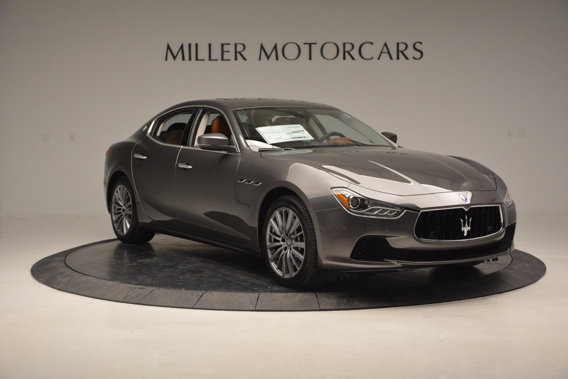 New 2017 Maserati Ghibli S Q4 For Sale In Greenwich, CT. Alfa Romeo of Greenwich, M1733 715_p11