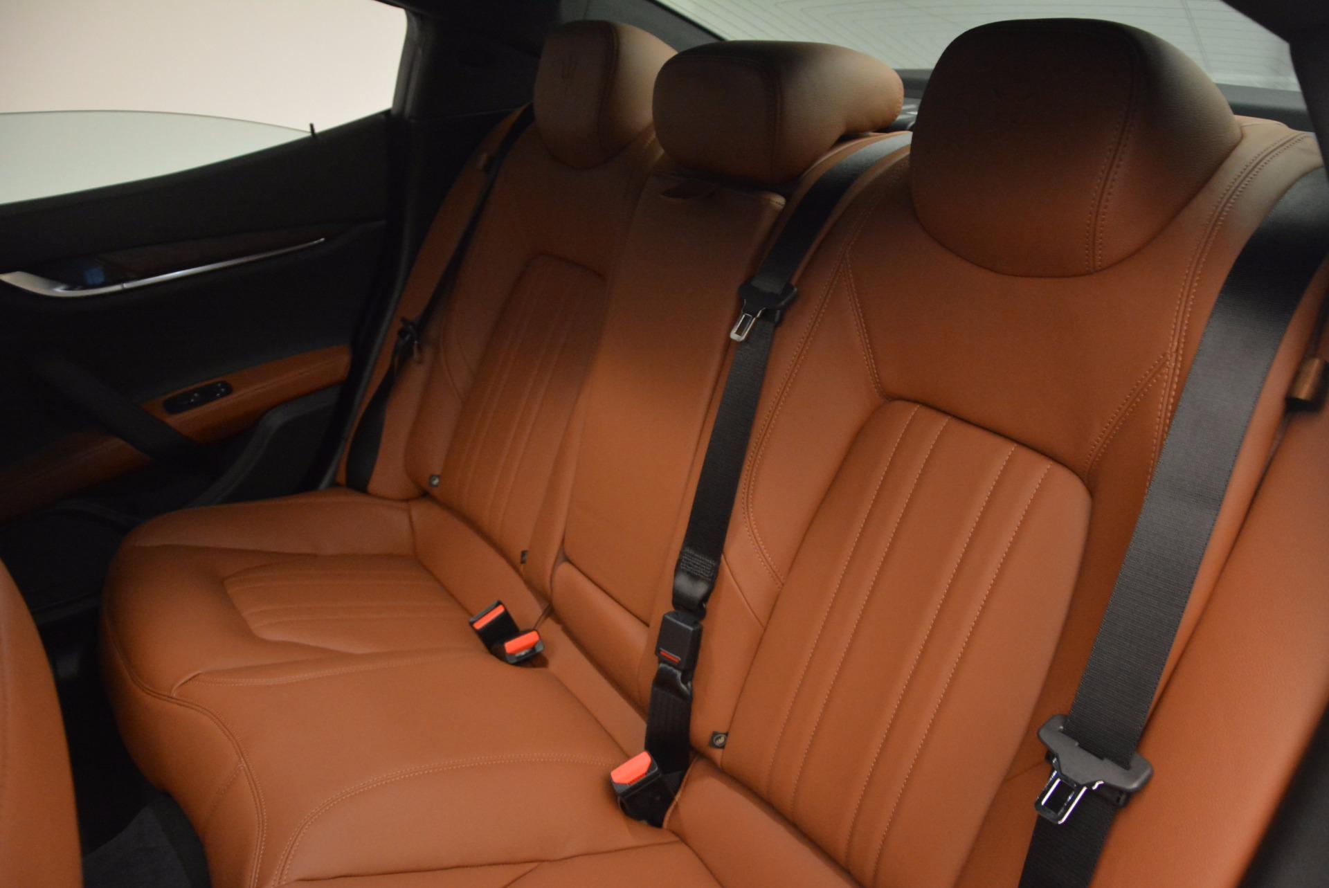 New 2017 Maserati Ghibli S Q4 For Sale In Greenwich, CT. Alfa Romeo of Greenwich, M1733 715_p18