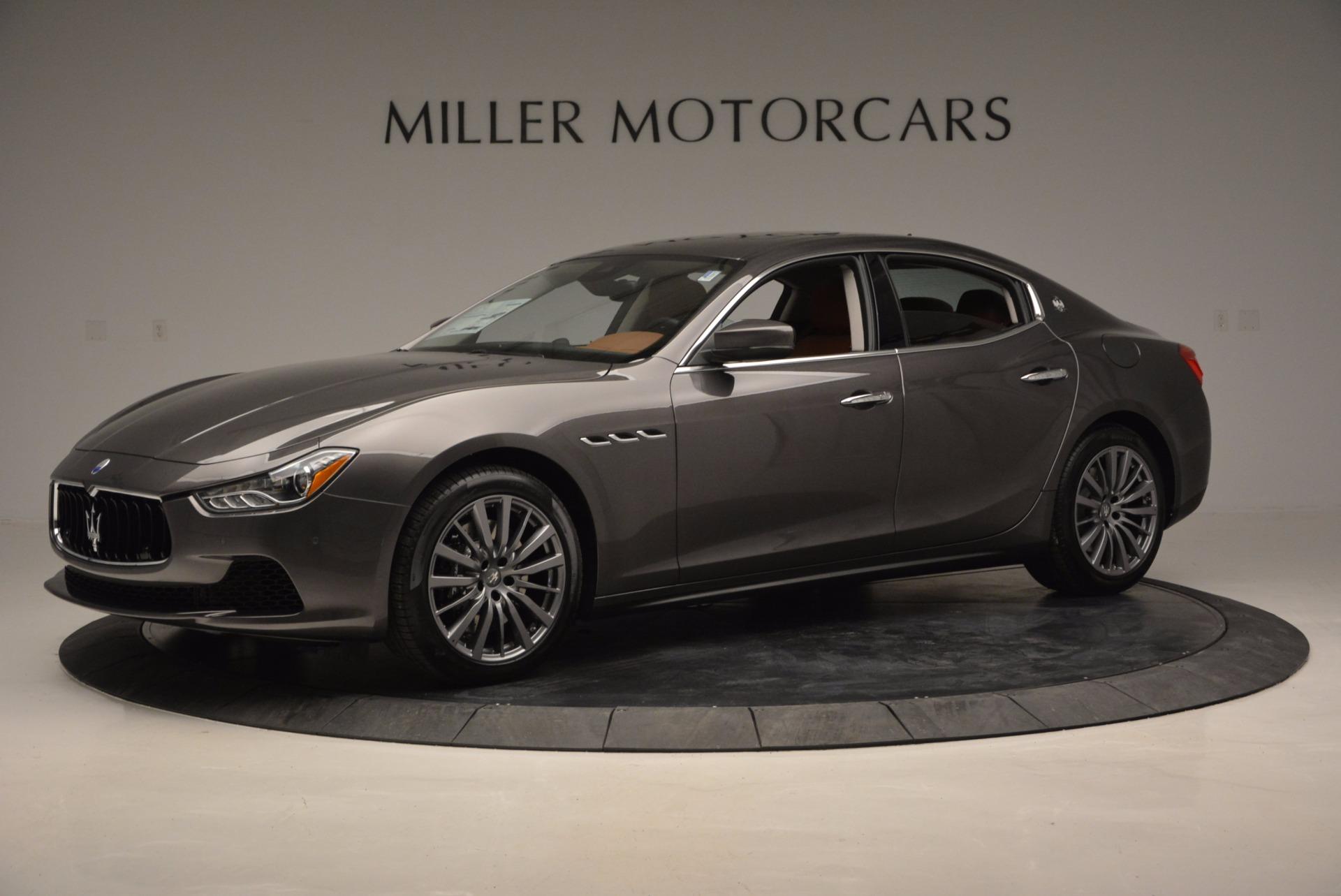 New 2017 Maserati Ghibli S Q4 For Sale In Greenwich, CT. Alfa Romeo of Greenwich, M1733 715_p2