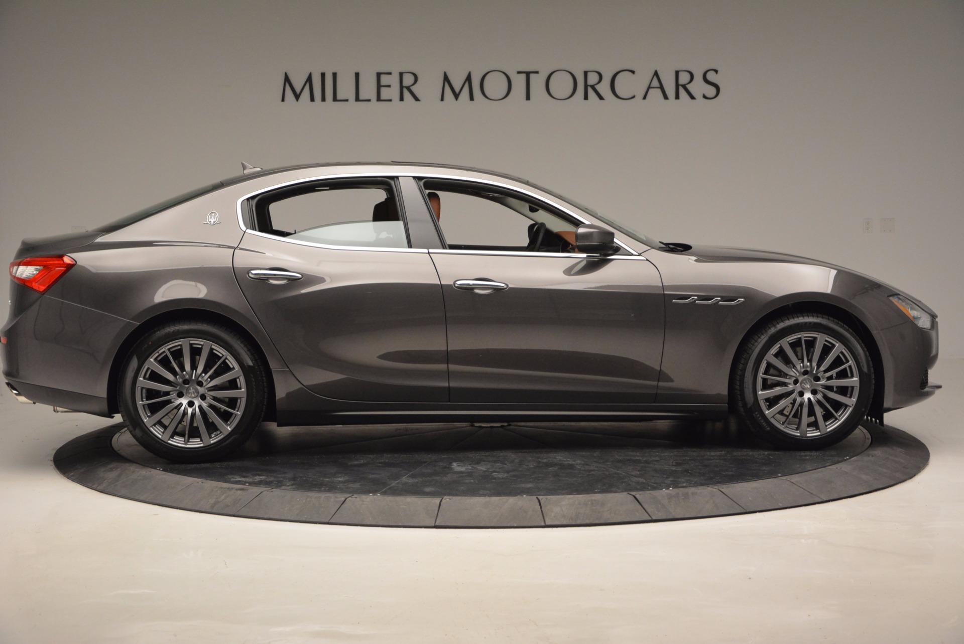 New 2017 Maserati Ghibli S Q4 For Sale In Greenwich, CT. Alfa Romeo of Greenwich, M1733 715_p9