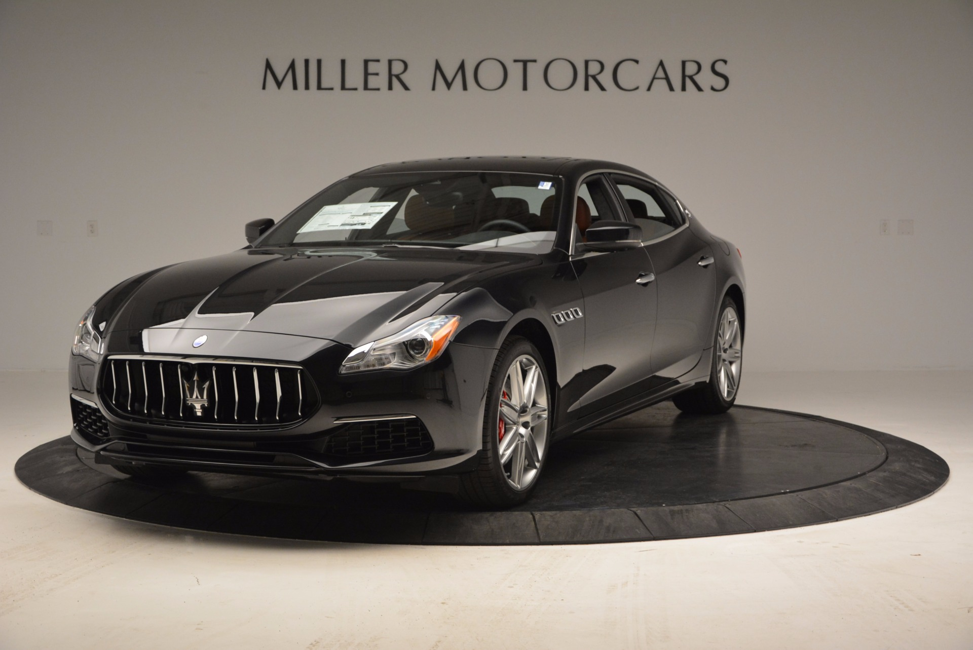 New 2017 Maserati Quattroporte S Q4 GranLusso For Sale In Greenwich, CT. Alfa Romeo of Greenwich, W402 716_main