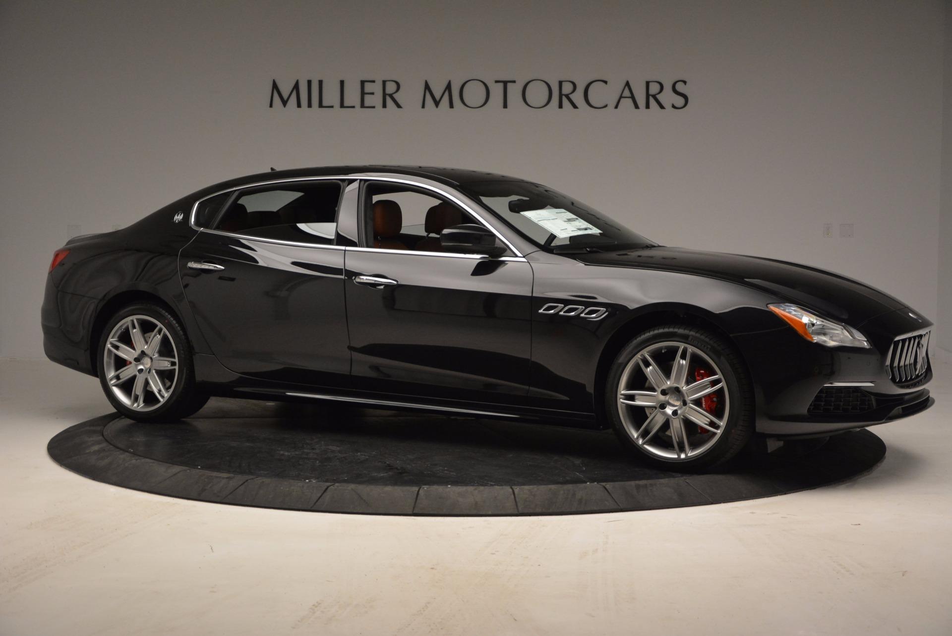 New 2017 Maserati Quattroporte S Q4 GranLusso For Sale In Greenwich, CT. Alfa Romeo of Greenwich, W402 716_p10