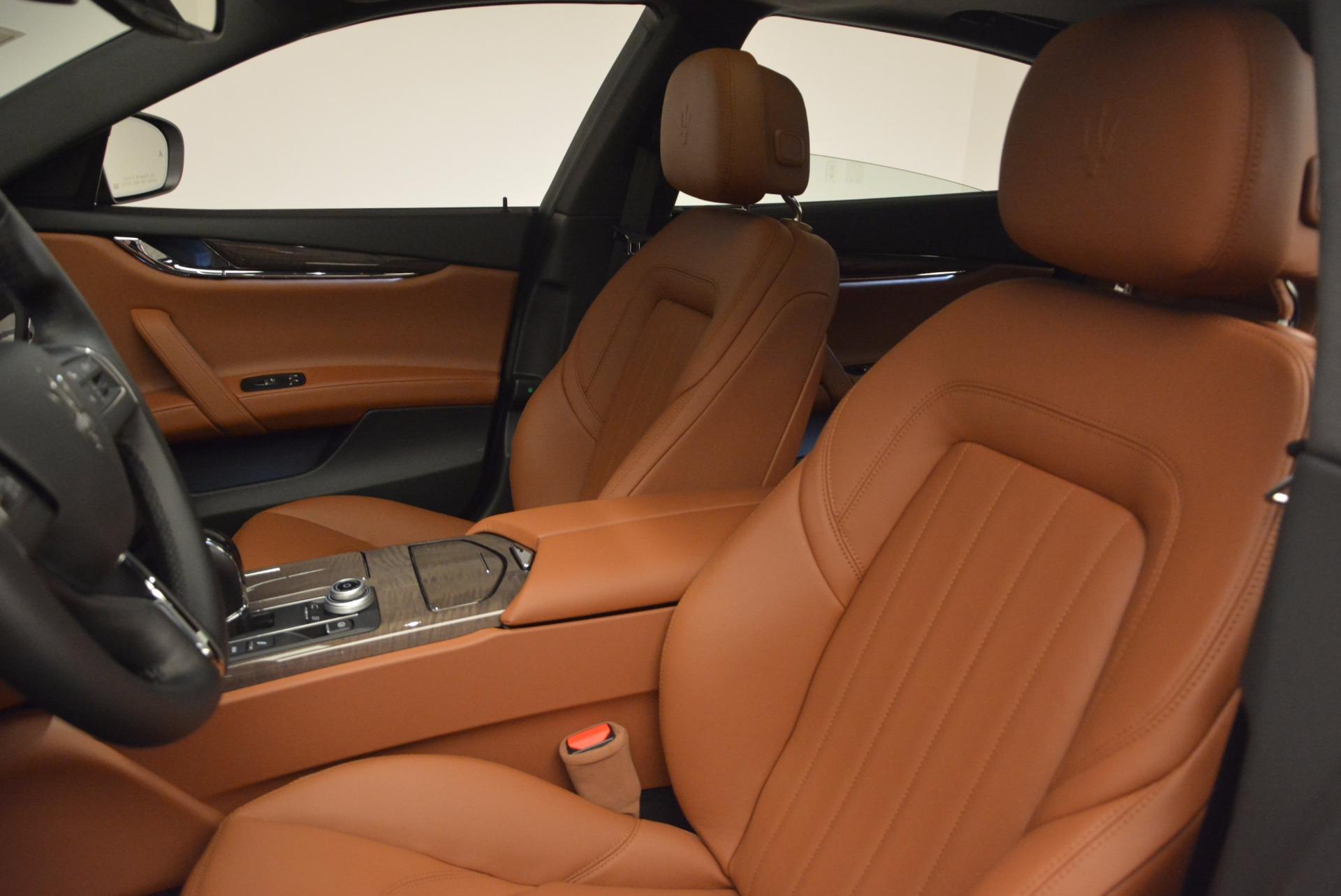 New 2017 Maserati Quattroporte S Q4 GranLusso For Sale In Greenwich, CT. Alfa Romeo of Greenwich, W402 716_p13