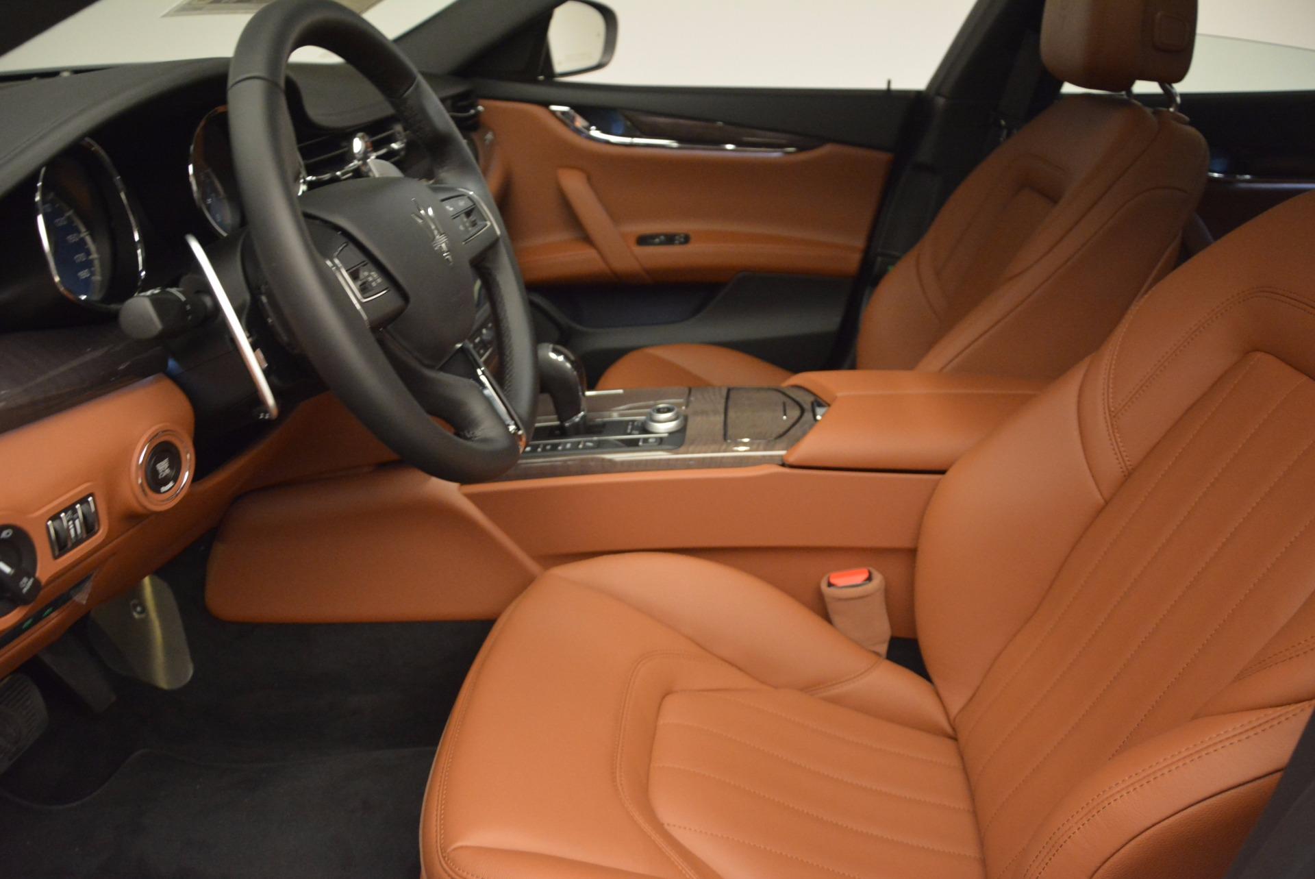 New 2017 Maserati Quattroporte S Q4 GranLusso For Sale In Greenwich, CT. Alfa Romeo of Greenwich, W402 716_p14