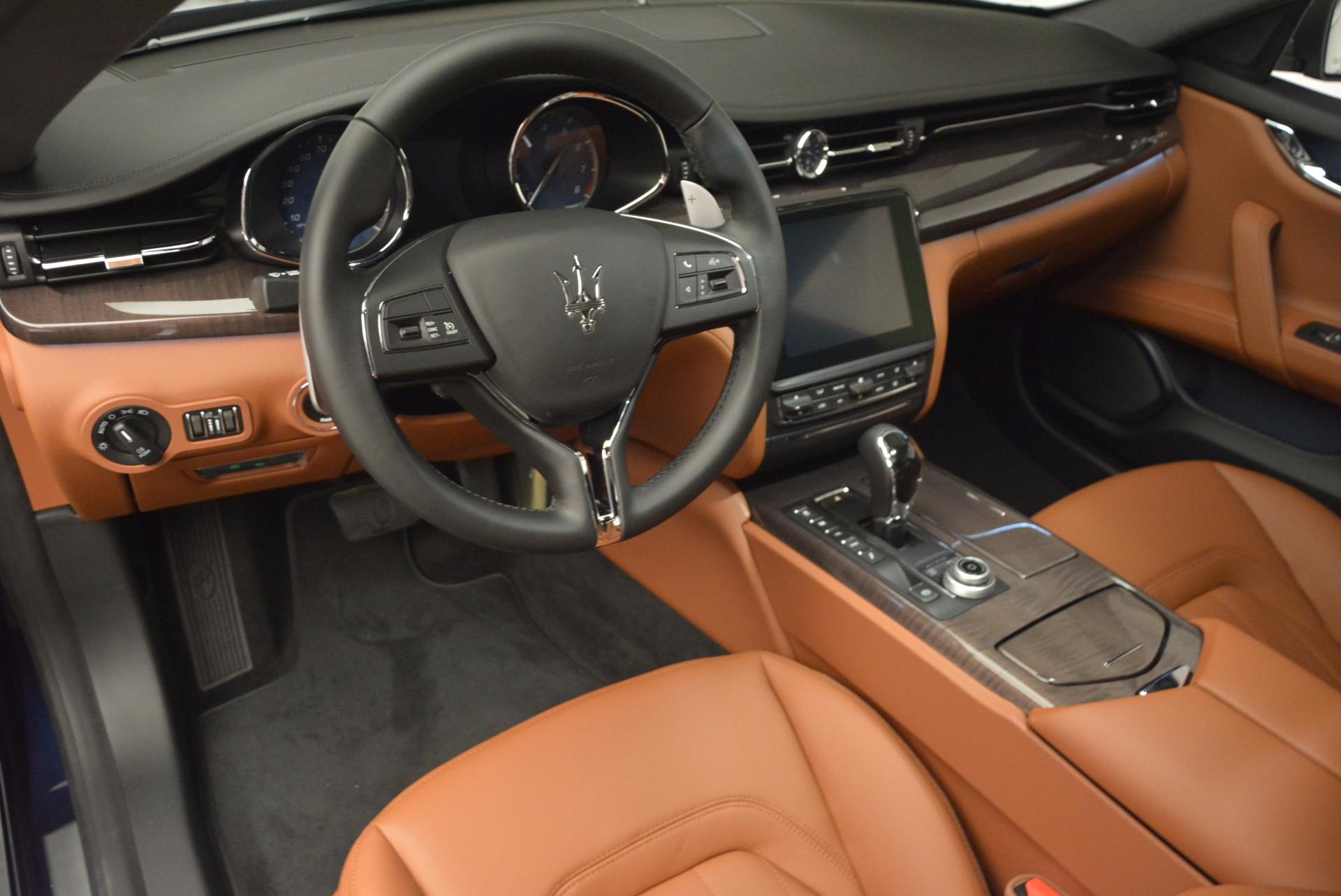 New 2017 Maserati Quattroporte S Q4 GranLusso For Sale In Greenwich, CT. Alfa Romeo of Greenwich, W402 716_p15