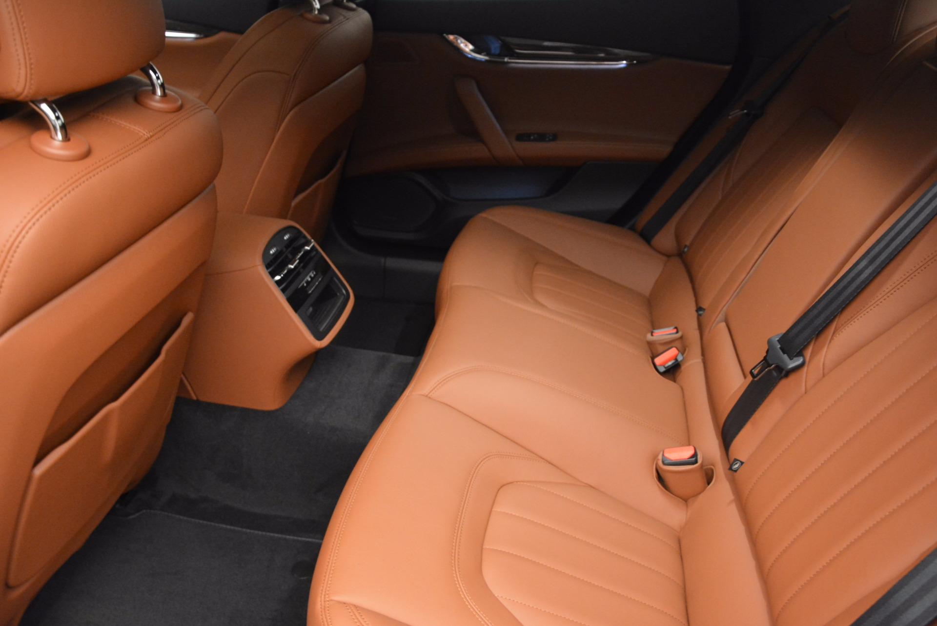 New 2017 Maserati Quattroporte S Q4 GranLusso For Sale In Greenwich, CT. Alfa Romeo of Greenwich, W402 716_p17