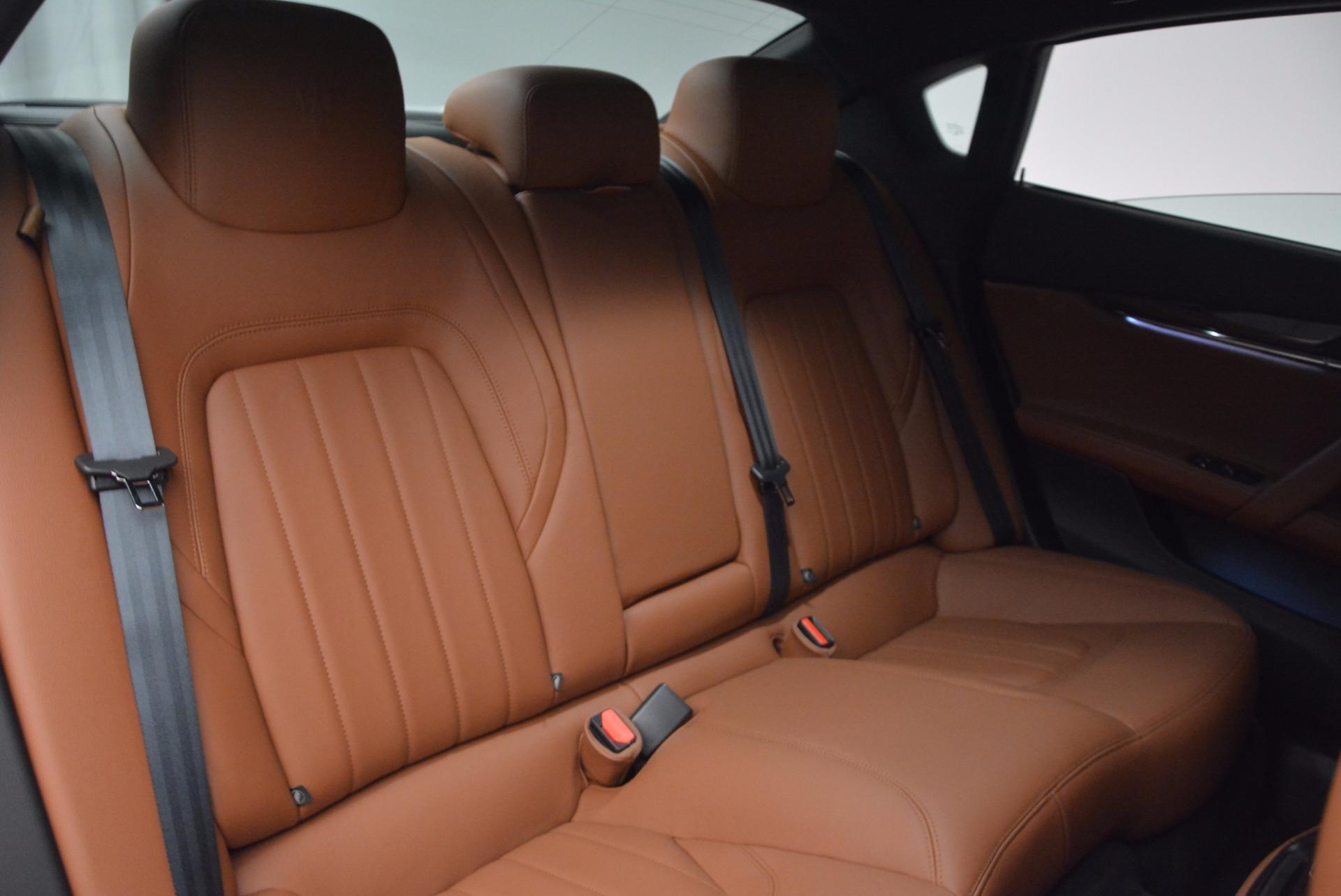 New 2017 Maserati Quattroporte S Q4 GranLusso For Sale In Greenwich, CT. Alfa Romeo of Greenwich, W402 716_p25