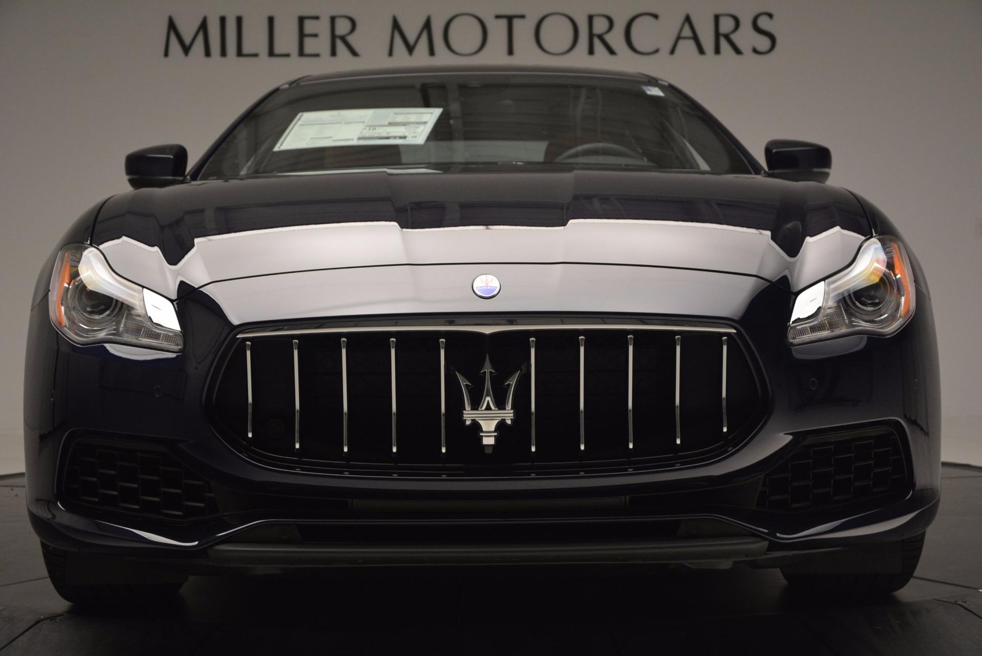 New 2017 Maserati Quattroporte S Q4 GranLusso For Sale In Greenwich, CT. Alfa Romeo of Greenwich, W402 716_p27
