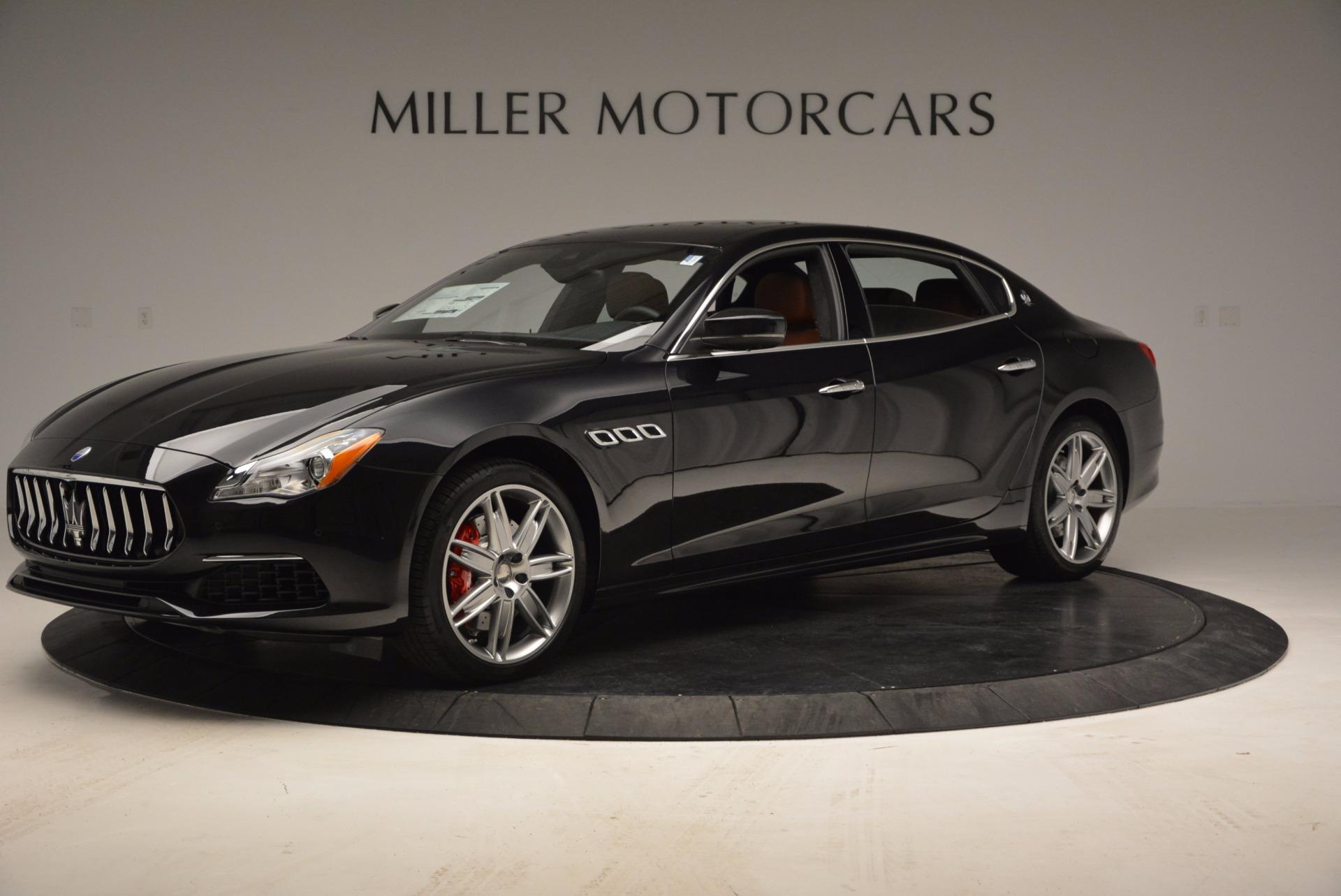 New 2017 Maserati Quattroporte S Q4 GranLusso For Sale In Greenwich, CT. Alfa Romeo of Greenwich, W402 716_p2