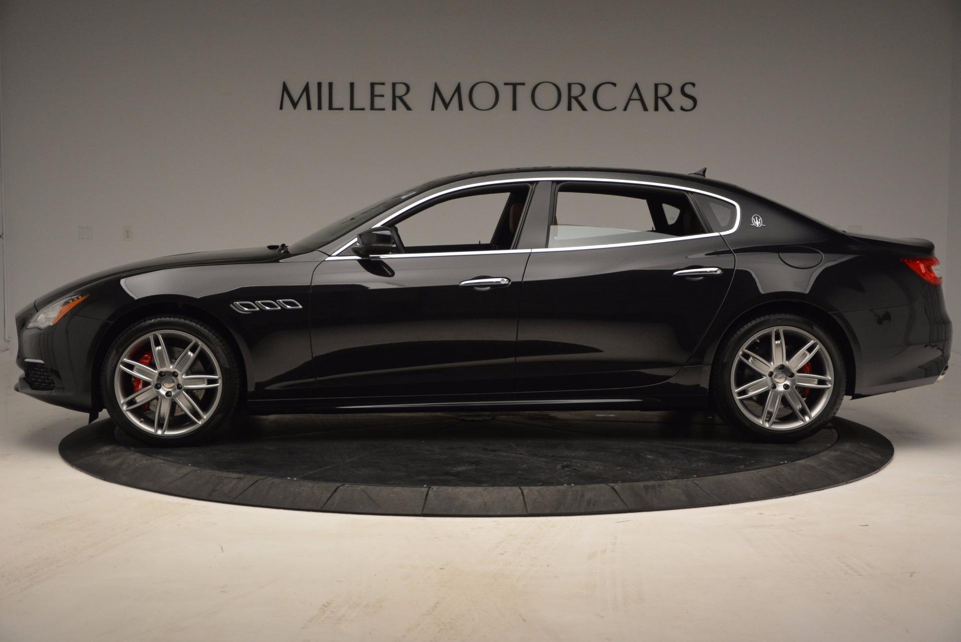 New 2017 Maserati Quattroporte S Q4 GranLusso For Sale In Greenwich, CT. Alfa Romeo of Greenwich, W402 716_p3