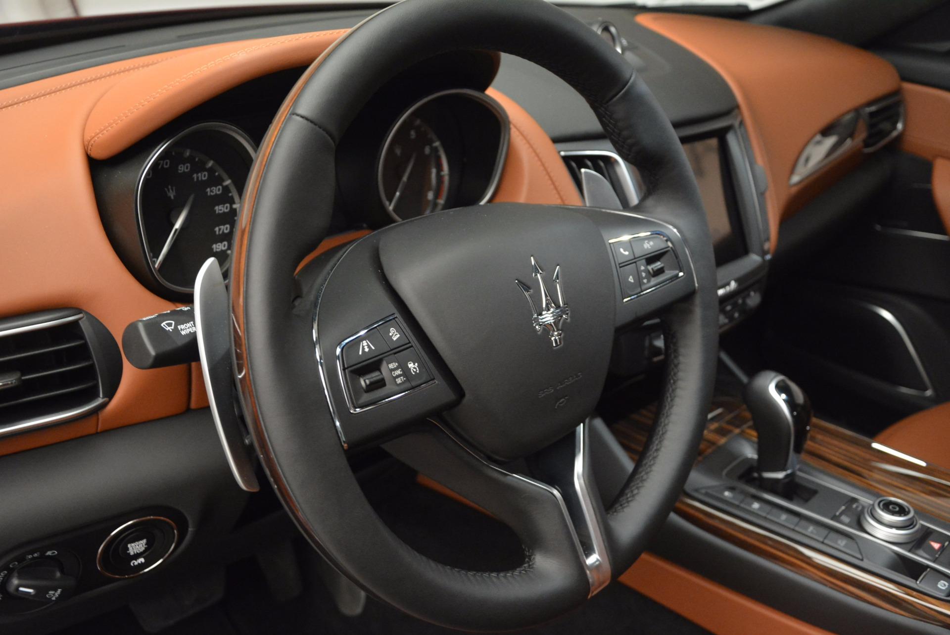 New 2017 Maserati Levante S For Sale In Greenwich, CT. Alfa Romeo of Greenwich, W458 717_p14