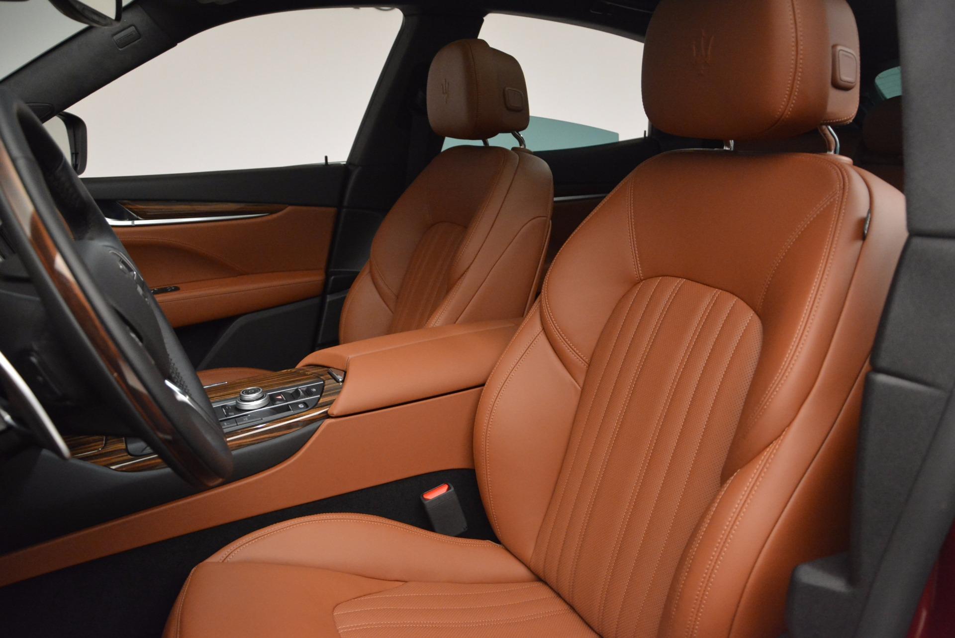 New 2017 Maserati Levante S For Sale In Greenwich, CT. Alfa Romeo of Greenwich, W458 717_p16
