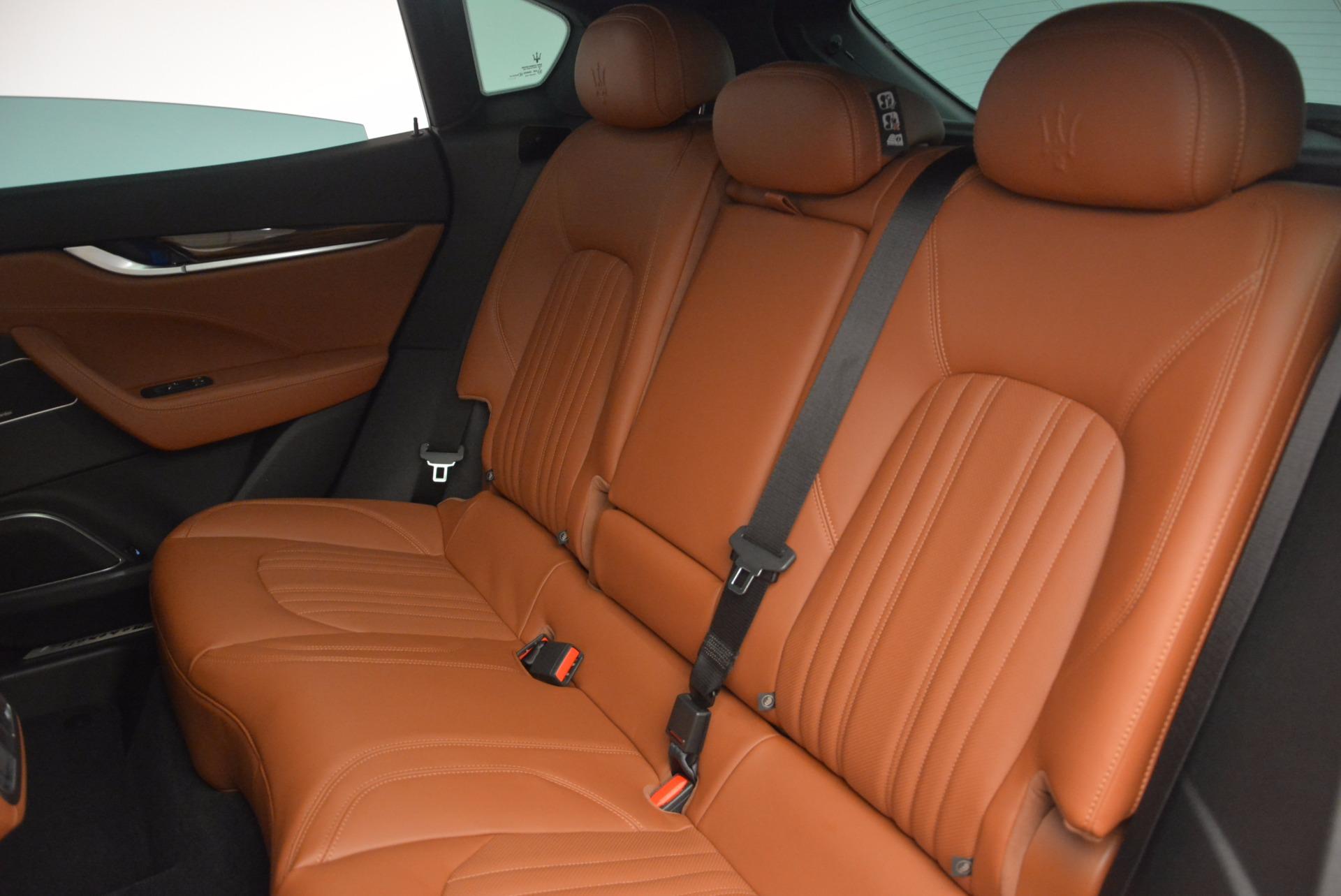New 2017 Maserati Levante S For Sale In Greenwich, CT. Alfa Romeo of Greenwich, W458 717_p17