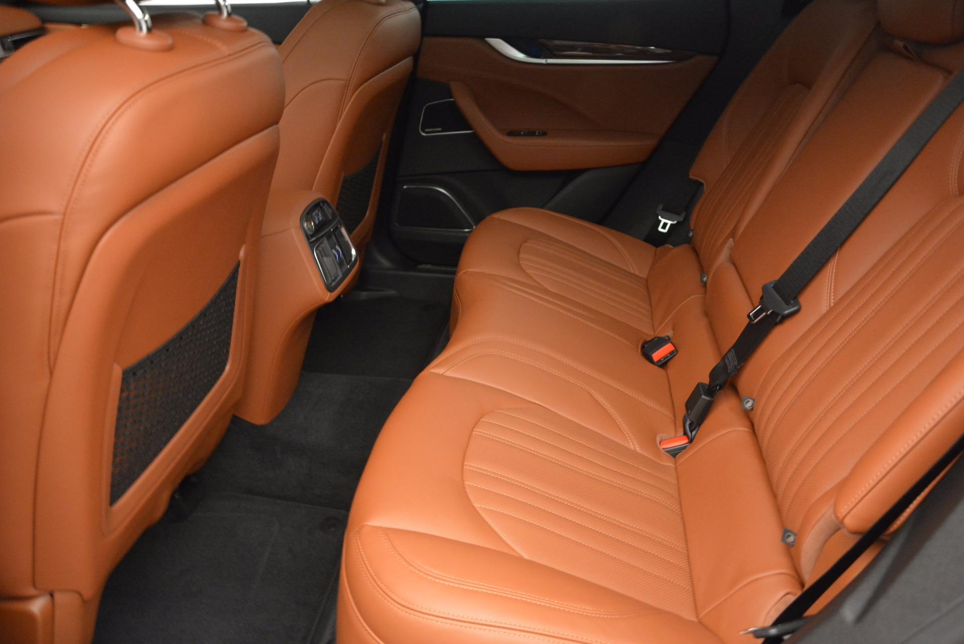 New 2017 Maserati Levante S For Sale In Greenwich, CT. Alfa Romeo of Greenwich, W458 717_p19