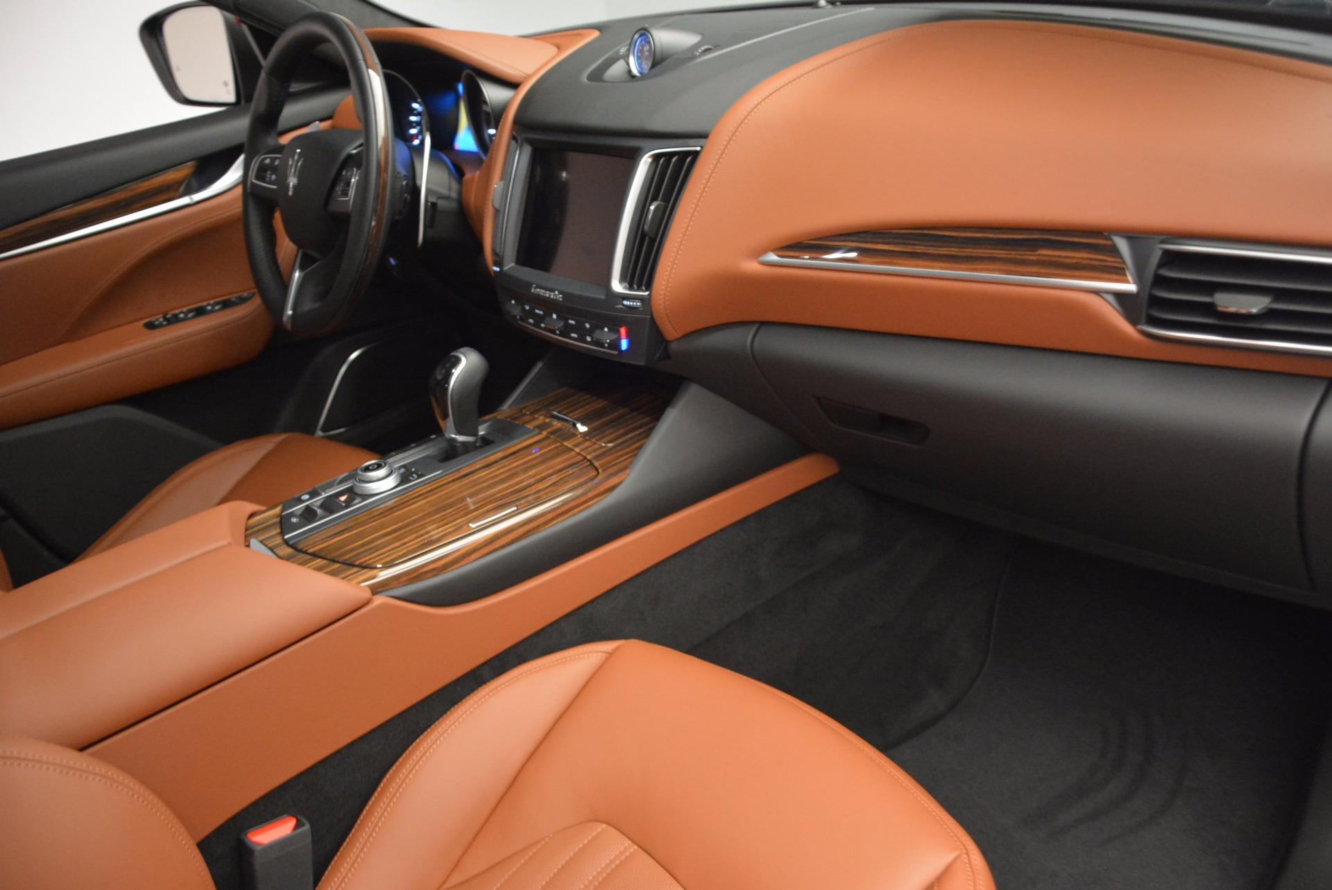 New 2017 Maserati Levante S For Sale In Greenwich, CT. Alfa Romeo of Greenwich, W458 717_p20