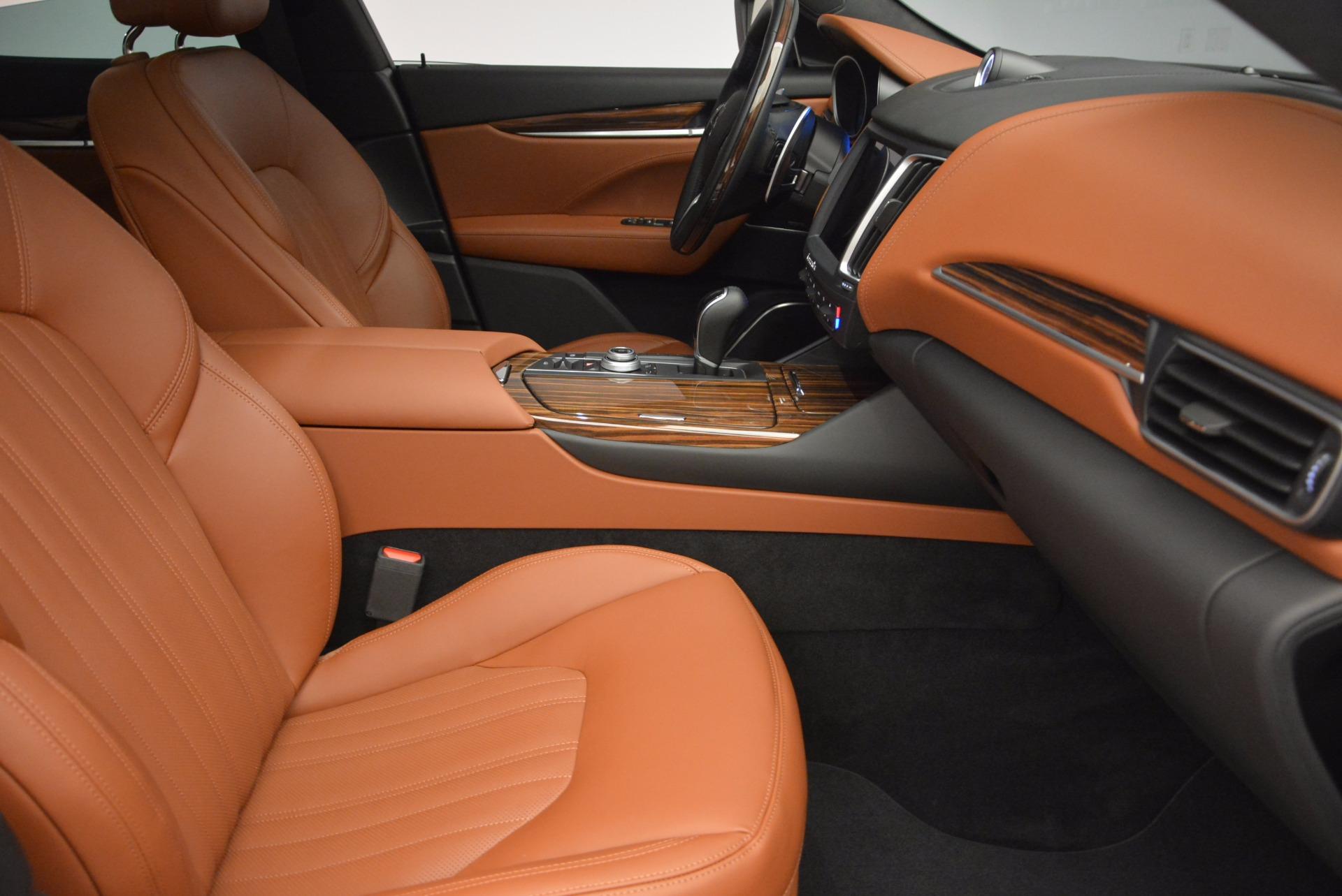 New 2017 Maserati Levante S For Sale In Greenwich, CT. Alfa Romeo of Greenwich, W458 717_p21