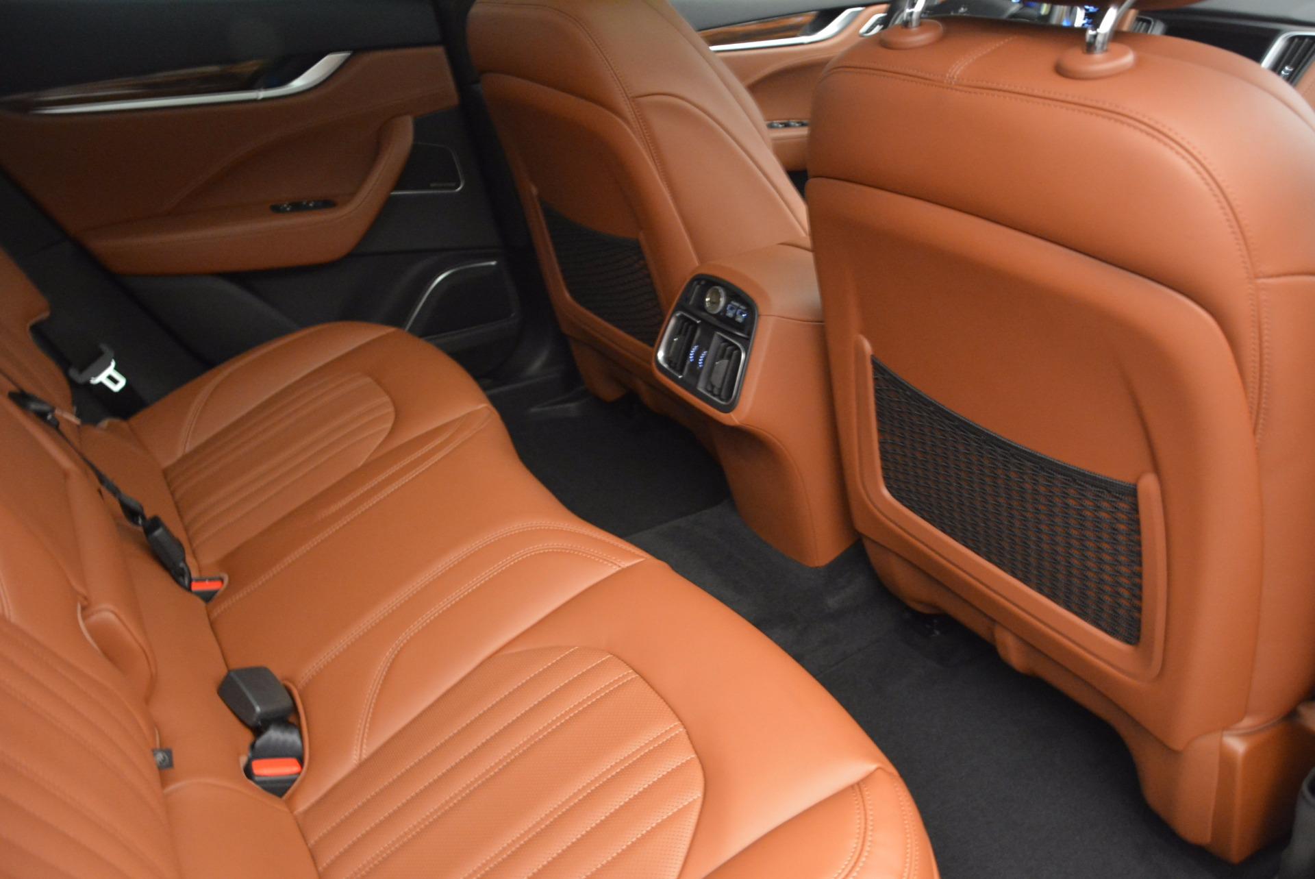 New 2017 Maserati Levante S For Sale In Greenwich, CT. Alfa Romeo of Greenwich, W458 717_p23