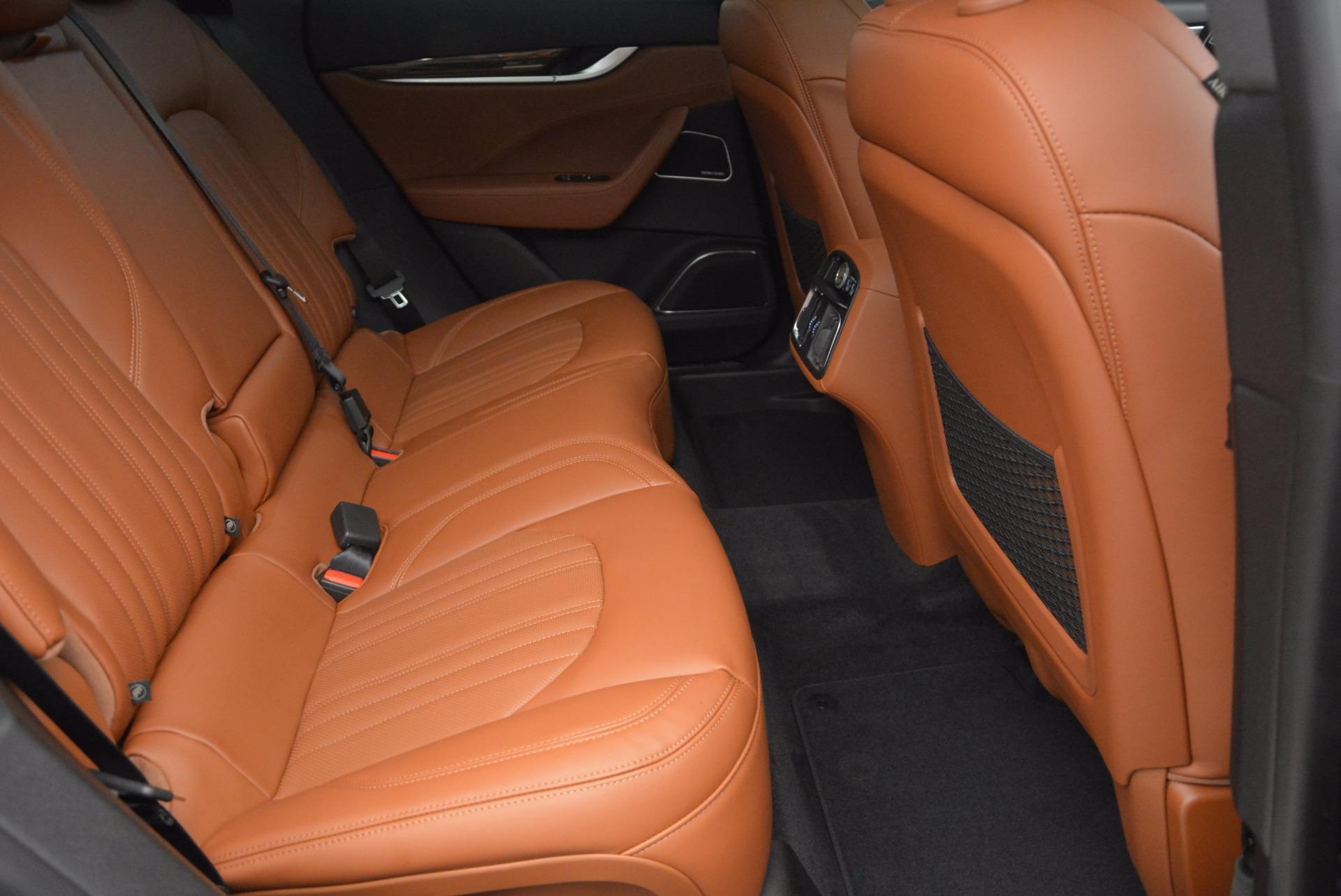 New 2017 Maserati Levante S For Sale In Greenwich, CT. Alfa Romeo of Greenwich, W458 717_p24