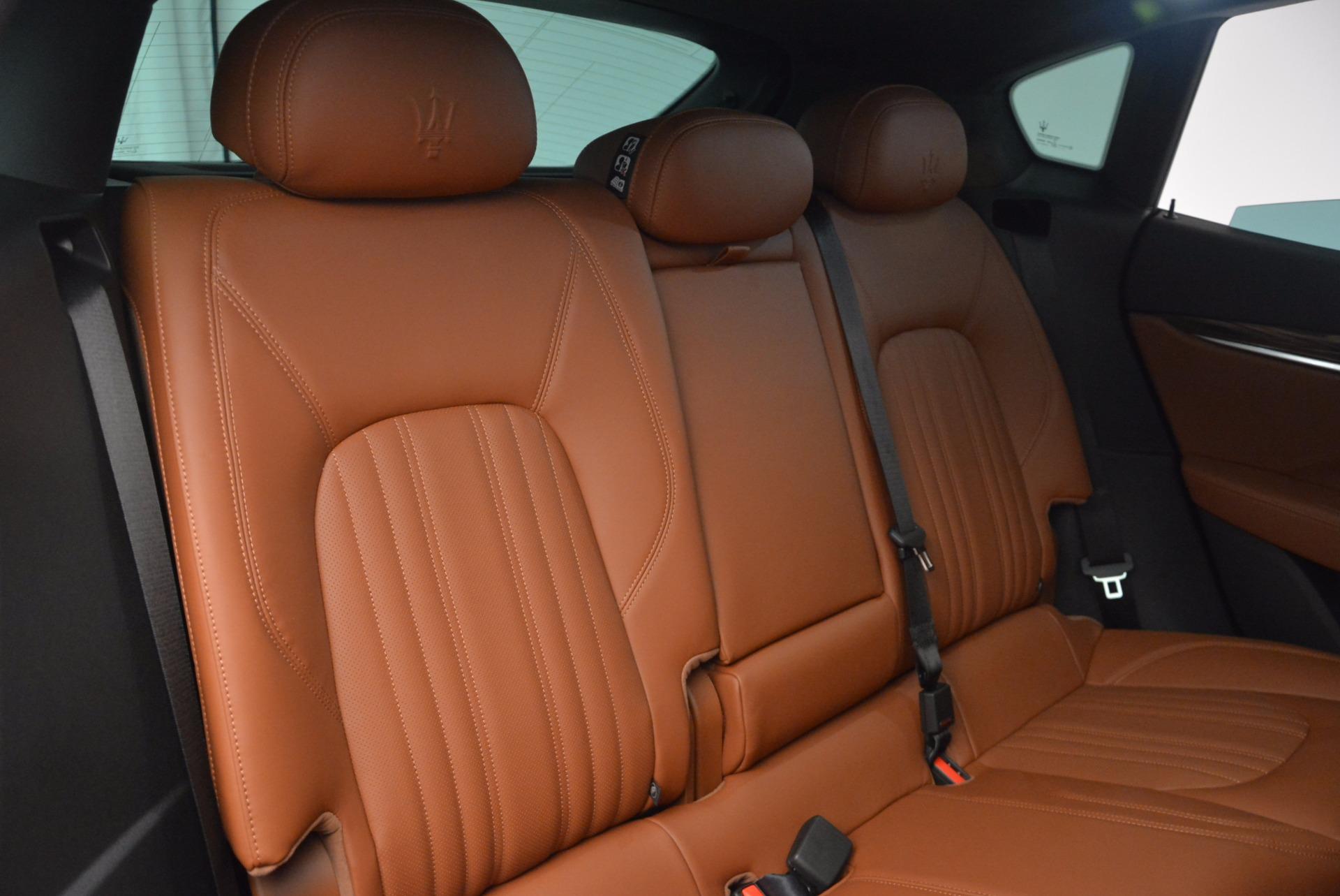 New 2017 Maserati Levante S For Sale In Greenwich, CT. Alfa Romeo of Greenwich, W458 717_p25