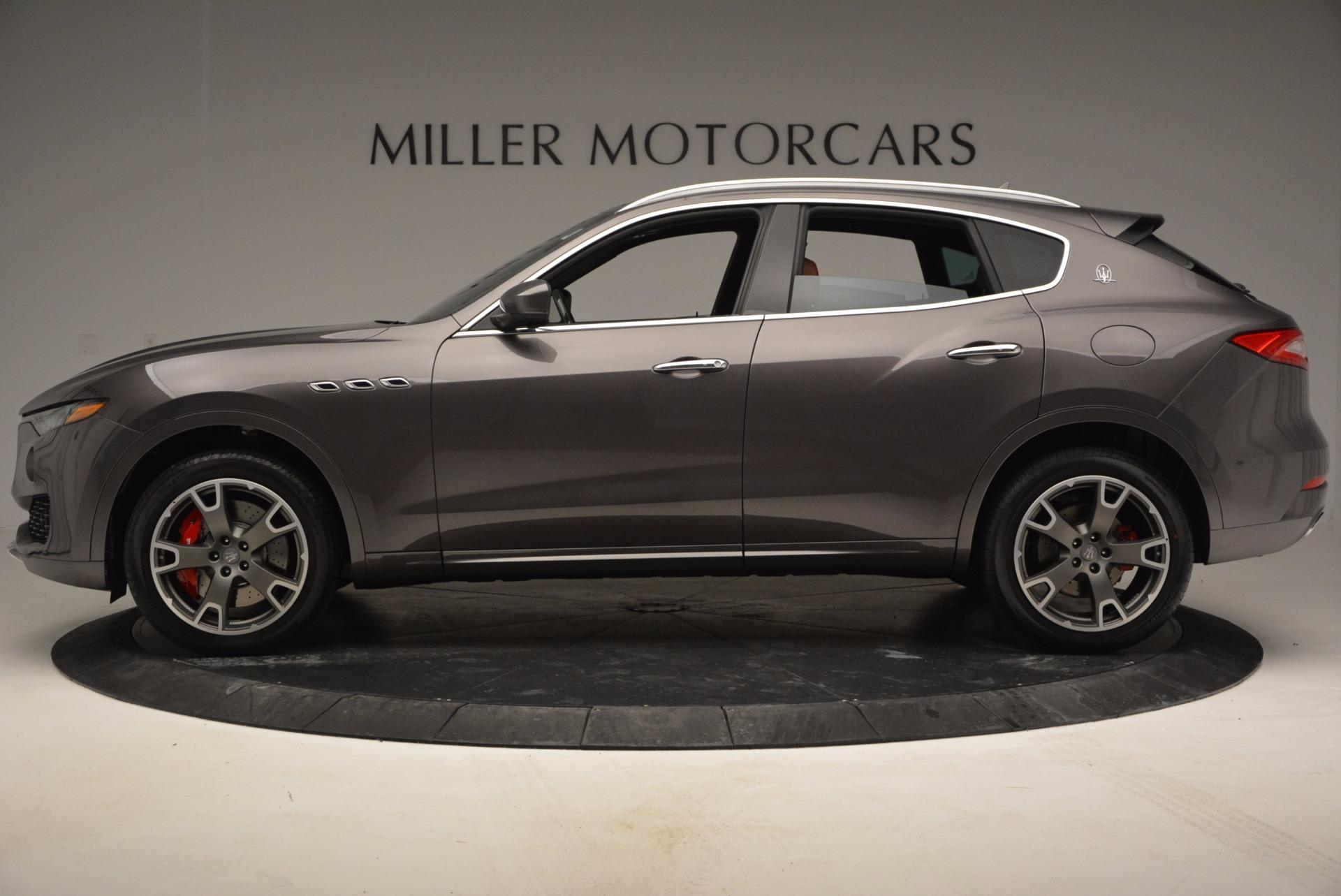 New 2017 Maserati Levante S For Sale In Greenwich, CT. Alfa Romeo of Greenwich, W458 717_p3