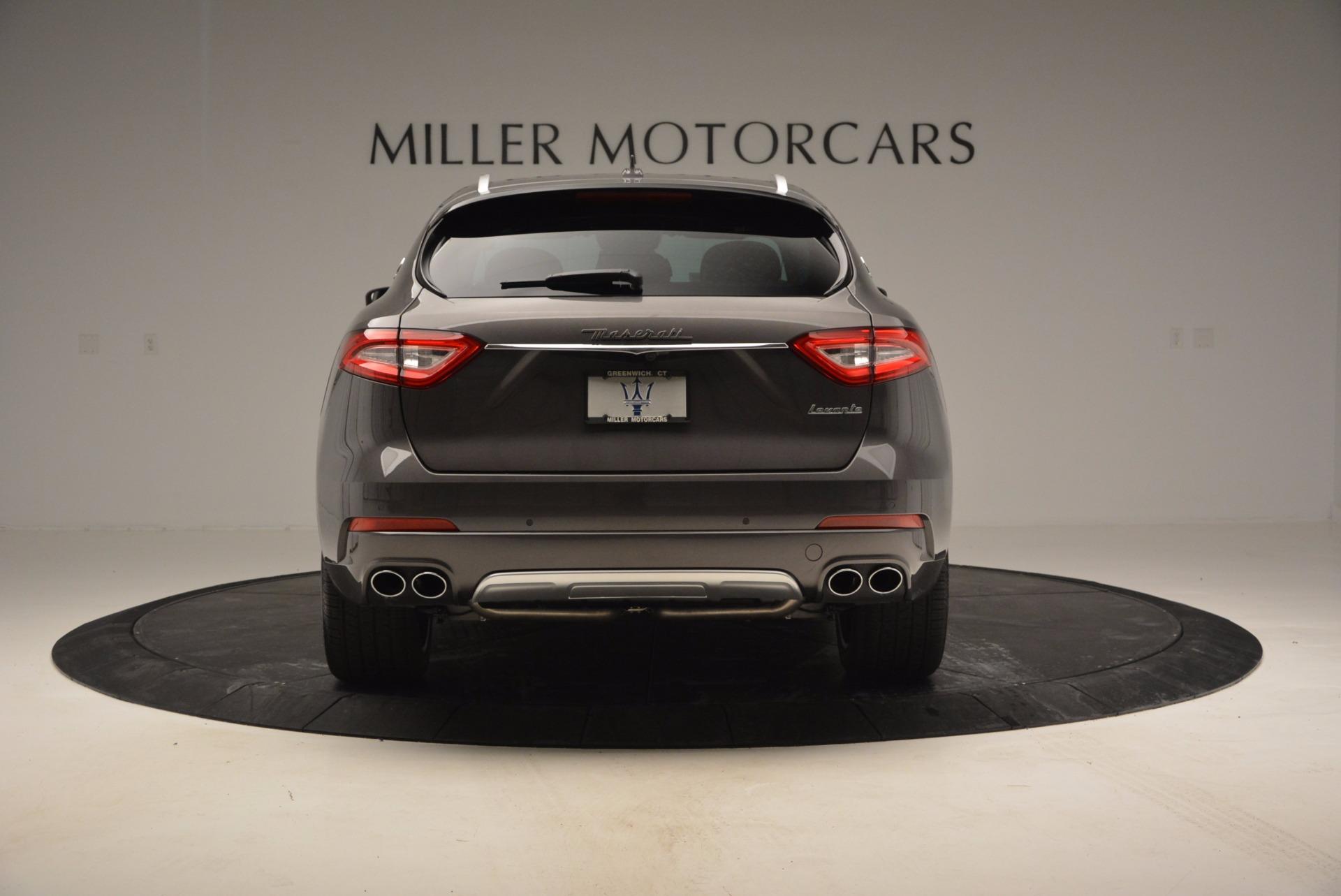 New 2017 Maserati Levante S For Sale In Greenwich, CT. Alfa Romeo of Greenwich, W458 717_p6