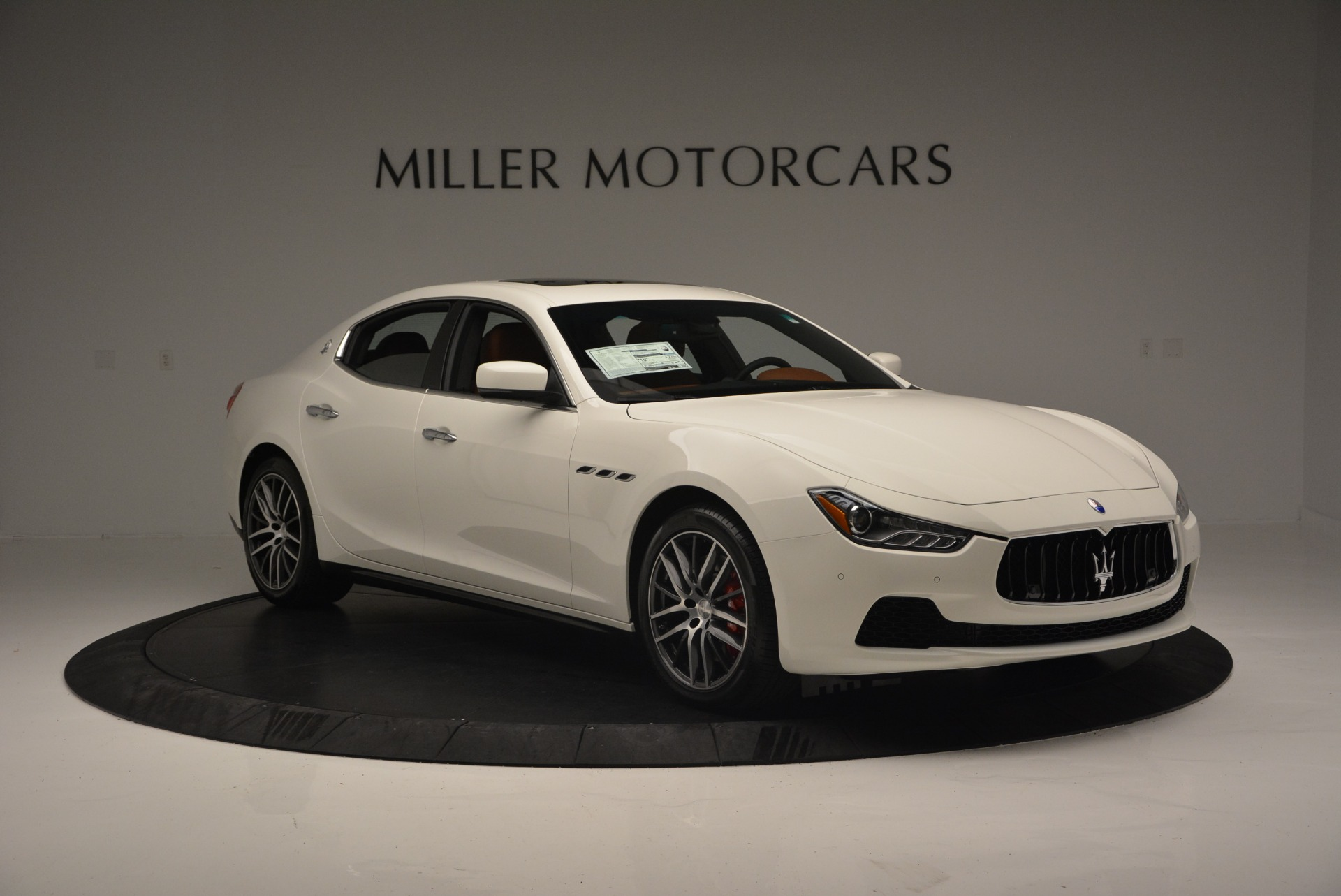 Used 2017 Maserati Ghibli S Q4 Ex-Loaner For Sale In Greenwich, CT. Alfa Romeo of Greenwich, W357 719_p11