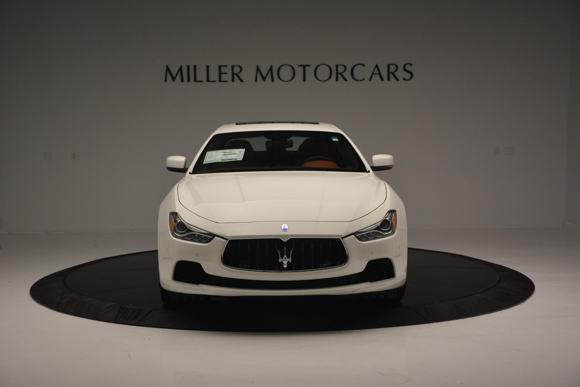Used 2017 Maserati Ghibli S Q4 Ex-Loaner For Sale In Greenwich, CT. Alfa Romeo of Greenwich, W357 719_p12