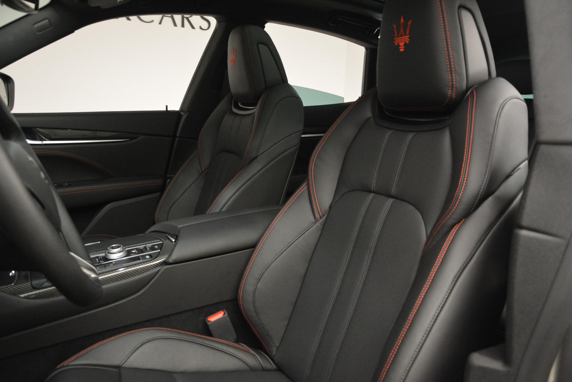 New 2017 Maserati Levante S For Sale In Greenwich, CT. Alfa Romeo of Greenwich, M1716 720_p16