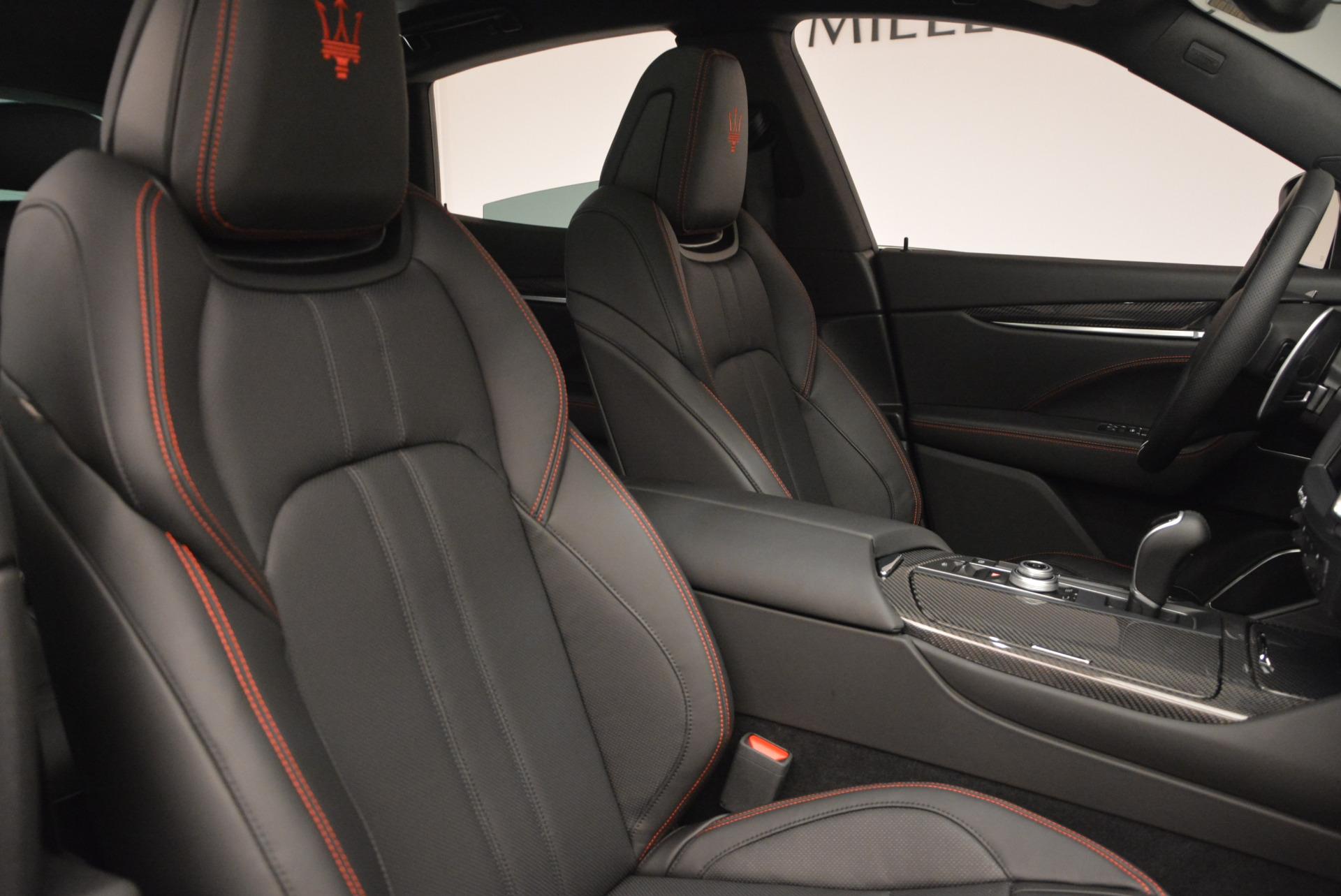 New 2017 Maserati Levante S For Sale In Greenwich, CT. Alfa Romeo of Greenwich, M1716 720_p23
