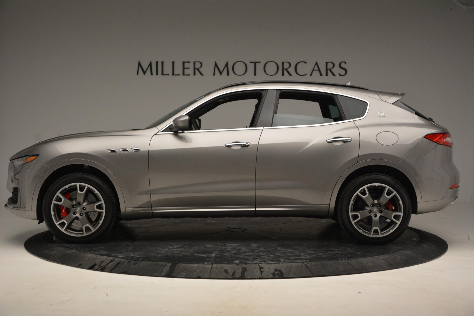 New 2017 Maserati Levante S For Sale In Greenwich, CT. Alfa Romeo of Greenwich, M1716 720_p3