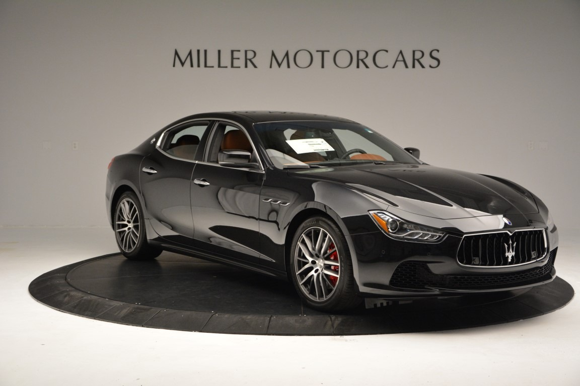 New 2017 Maserati Ghibli S Q4 For Sale In Greenwich, CT. Alfa Romeo of Greenwich, W363 723_p11