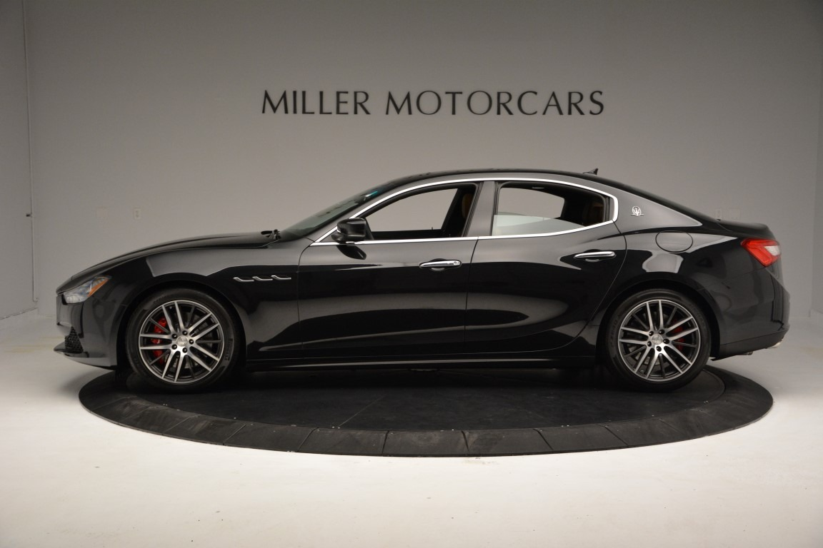 New 2017 Maserati Ghibli S Q4 For Sale In Greenwich, CT. Alfa Romeo of Greenwich, W363 723_p3