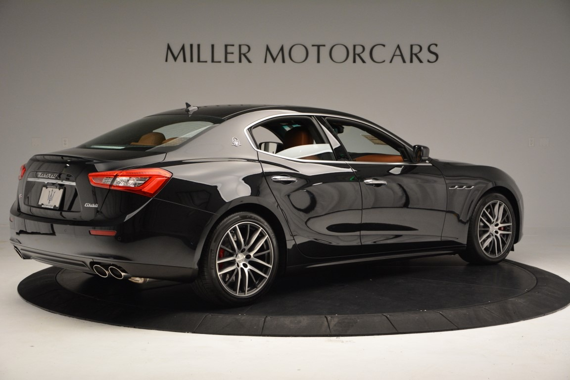 New 2017 Maserati Ghibli S Q4 For Sale In Greenwich, CT. Alfa Romeo of Greenwich, W361 725_p8