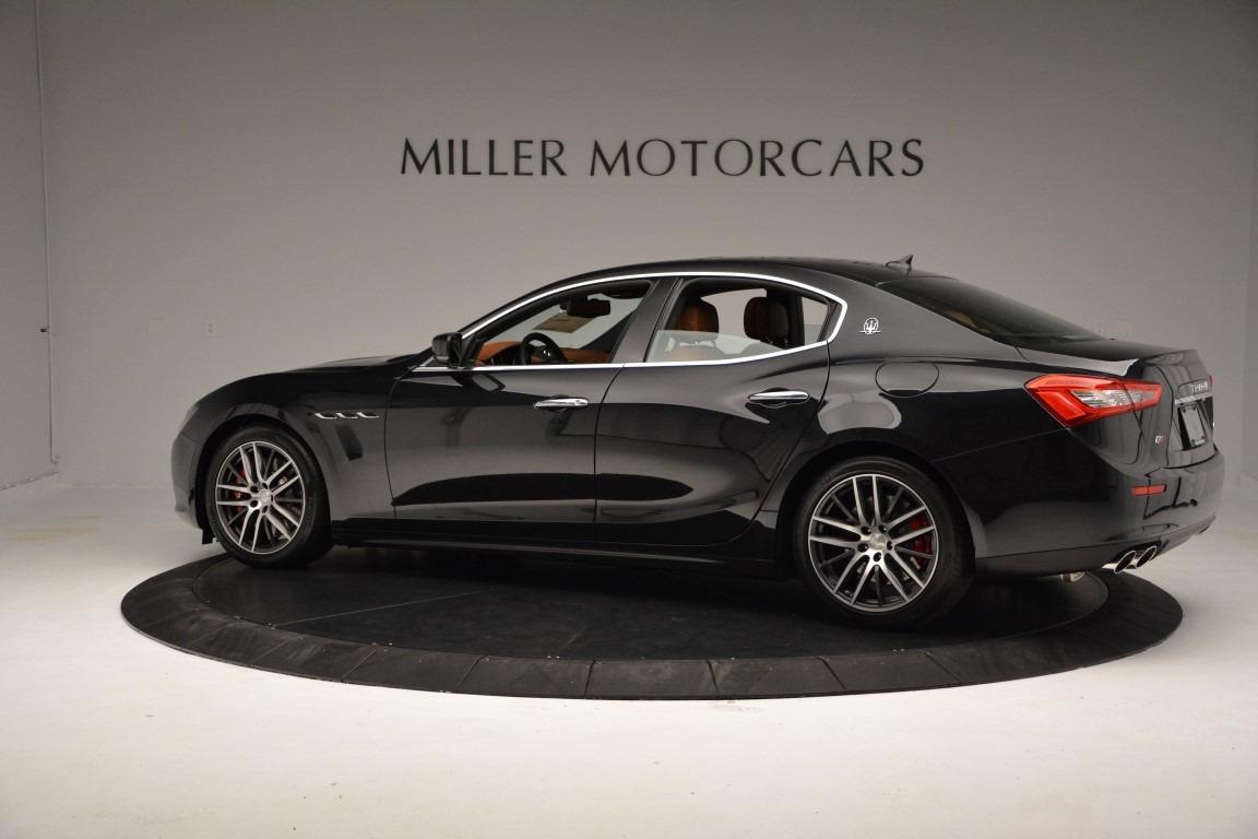 New 2017 Maserati Ghibli S Q4 For Sale In Greenwich, CT. Alfa Romeo of Greenwich, W360 726_p4