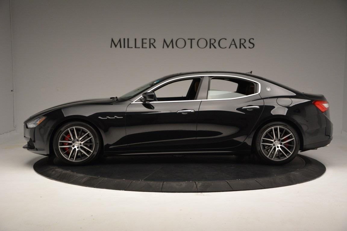 New 2017 Maserati Ghibli S Q4 For Sale In Greenwich, CT. Alfa Romeo of Greenwich, W358 727_p3
