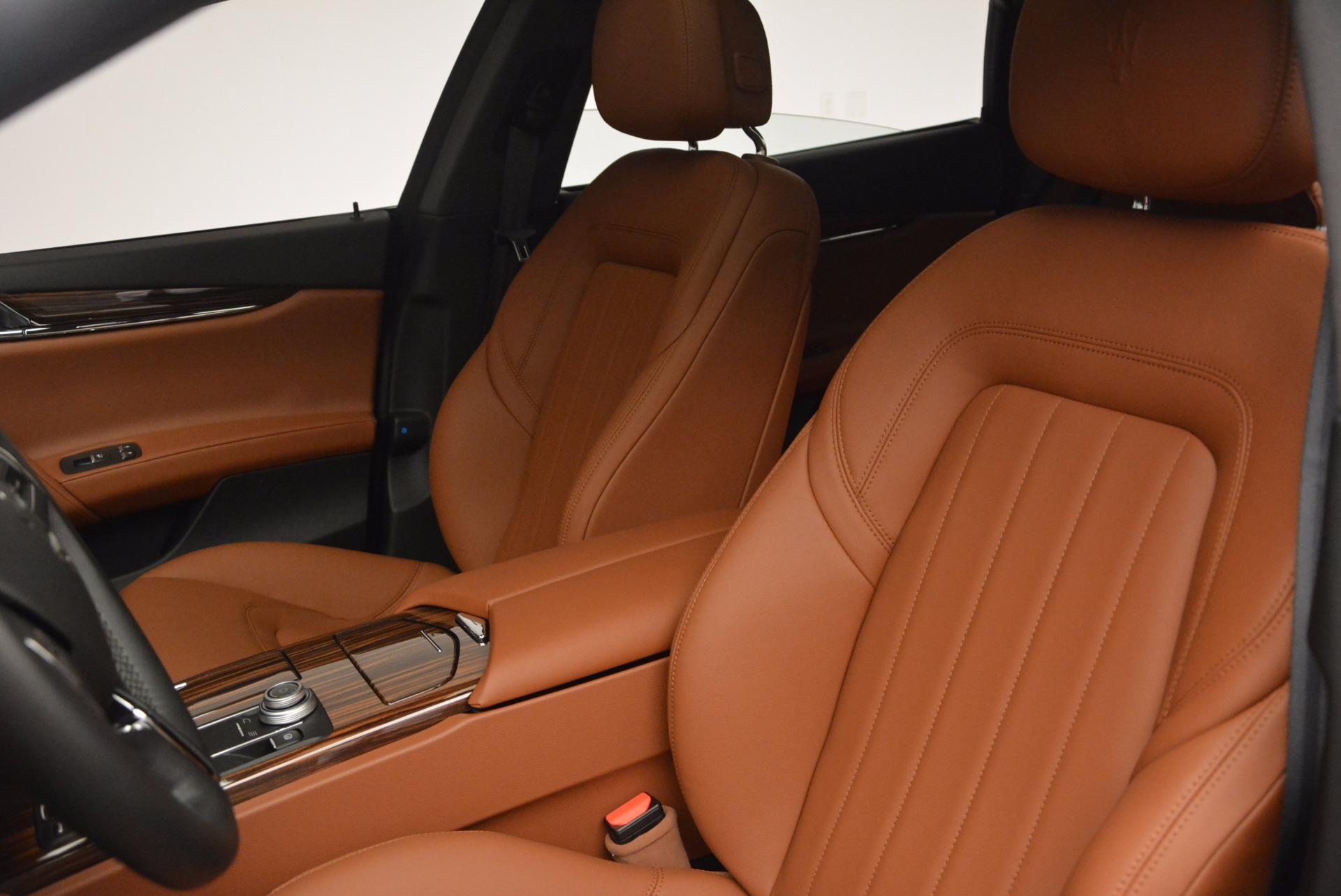 New 2017 Maserati Quattroporte S Q4 GranLusso For Sale In Greenwich, CT. Alfa Romeo of Greenwich, W394 728_p15