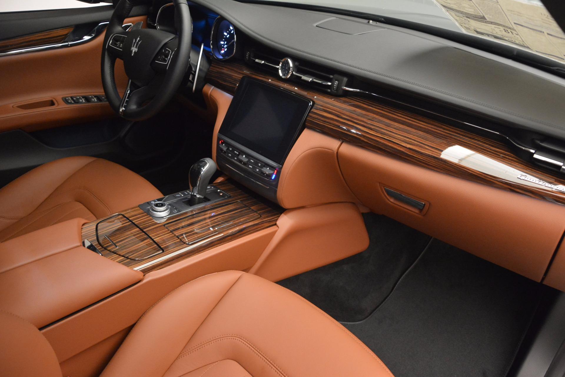 New 2017 Maserati Quattroporte S Q4 GranLusso For Sale In Greenwich, CT. Alfa Romeo of Greenwich, W394 728_p19