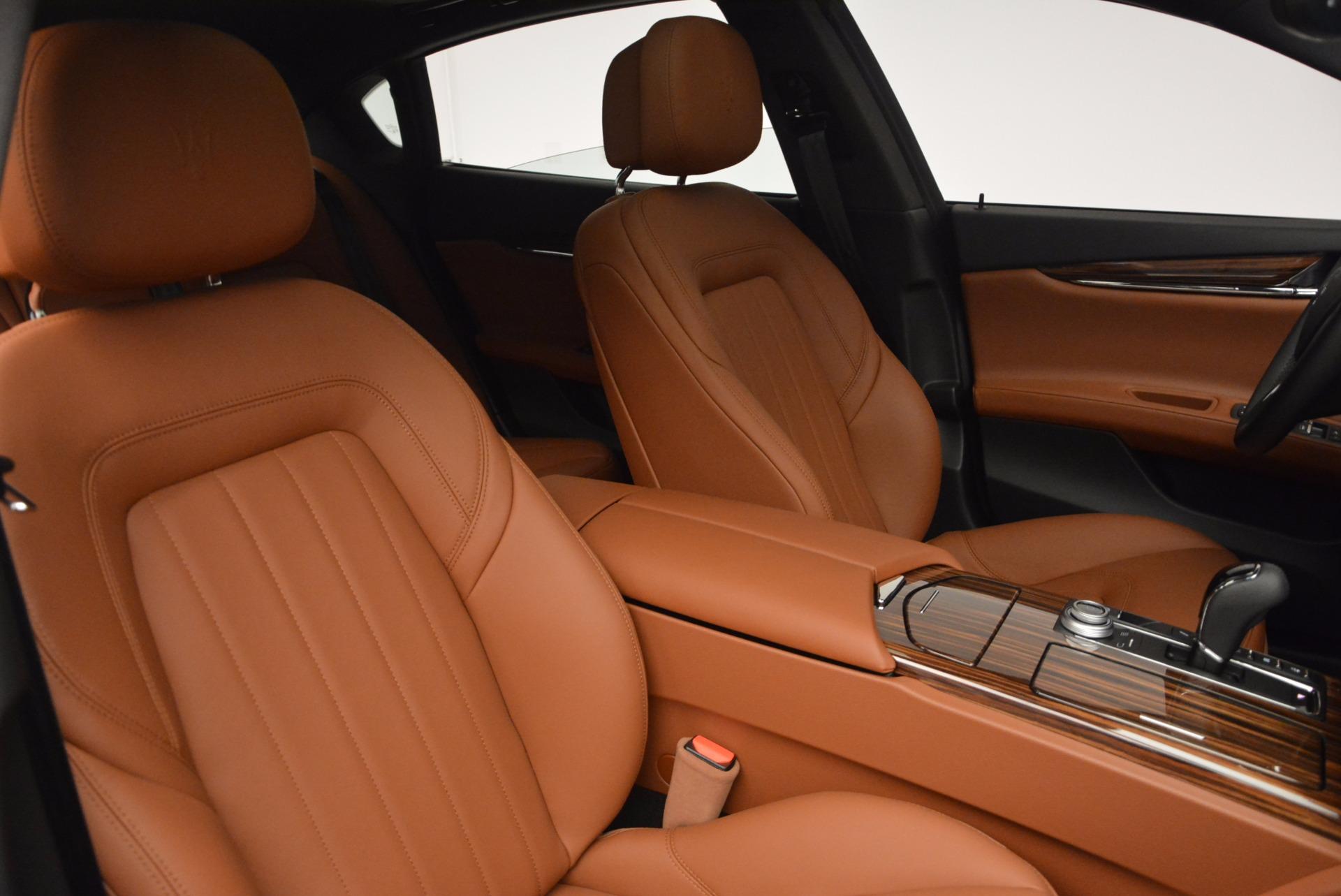 New 2017 Maserati Quattroporte S Q4 GranLusso For Sale In Greenwich, CT. Alfa Romeo of Greenwich, W394 728_p21