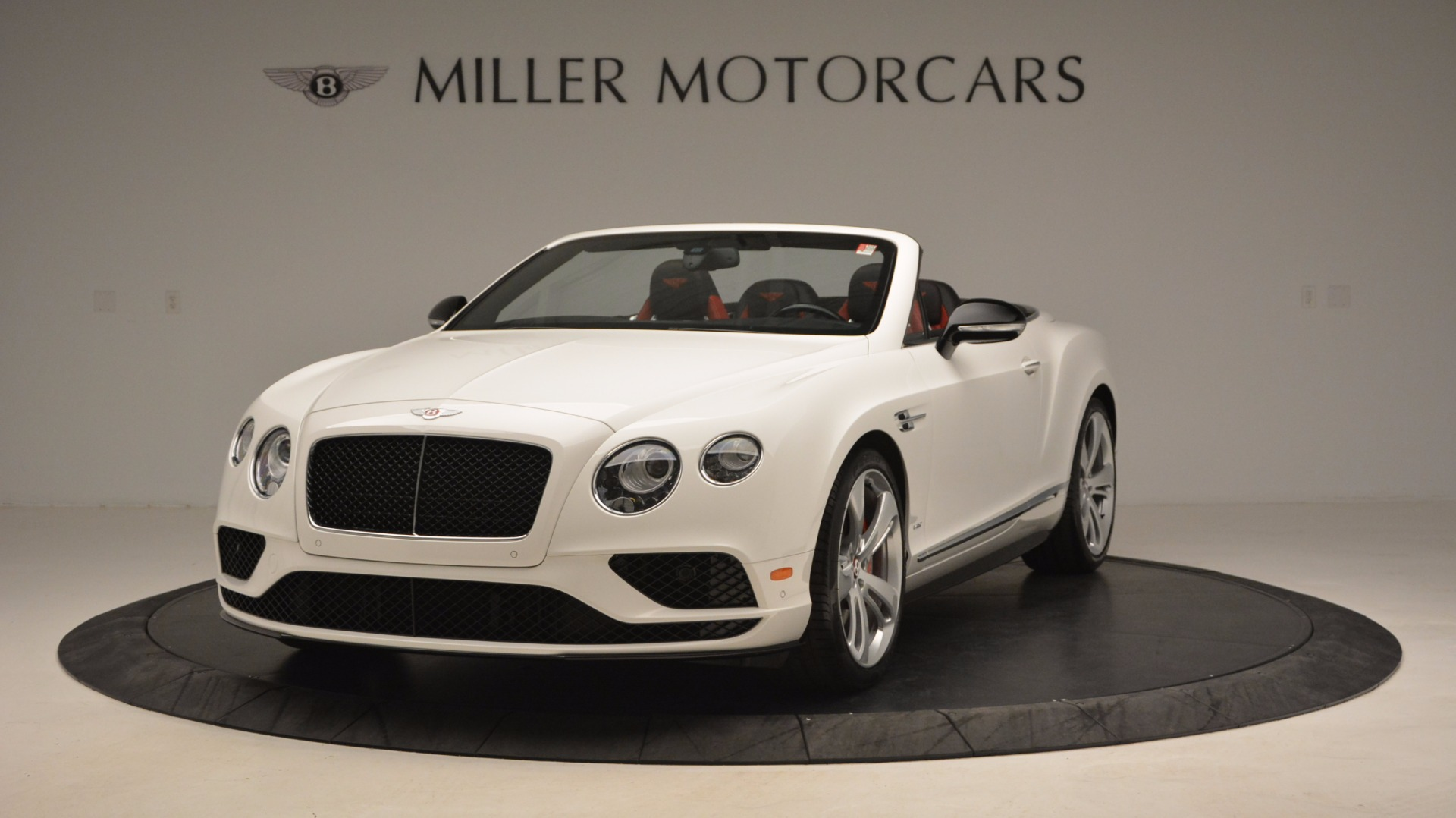 New 2017 Bentley Continental GT V8 S For Sale In Greenwich, CT. Alfa Romeo of Greenwich, B1244
