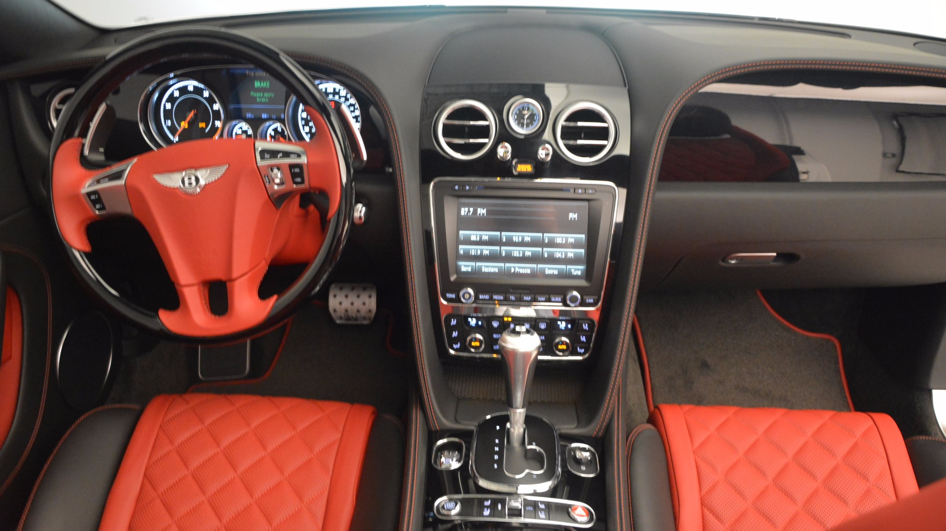 New 2017 Bentley Continental GT V8 S For Sale In Greenwich, CT. Alfa Romeo of Greenwich, B1244 730_p60