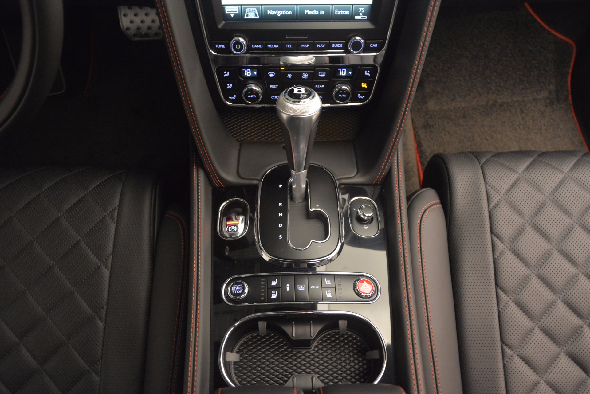 Used 2017 Bentley Flying Spur V8 S For Sale In Greenwich, CT. Alfa Romeo of Greenwich, B1205 732_p29