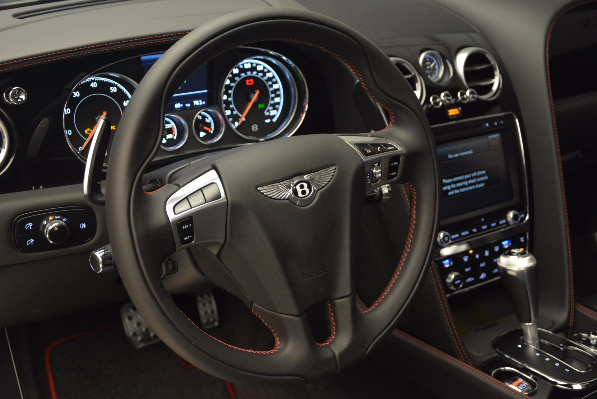 Used 2017 Bentley Flying Spur V8 S For Sale In Greenwich, CT. Alfa Romeo of Greenwich, B1205 732_p31