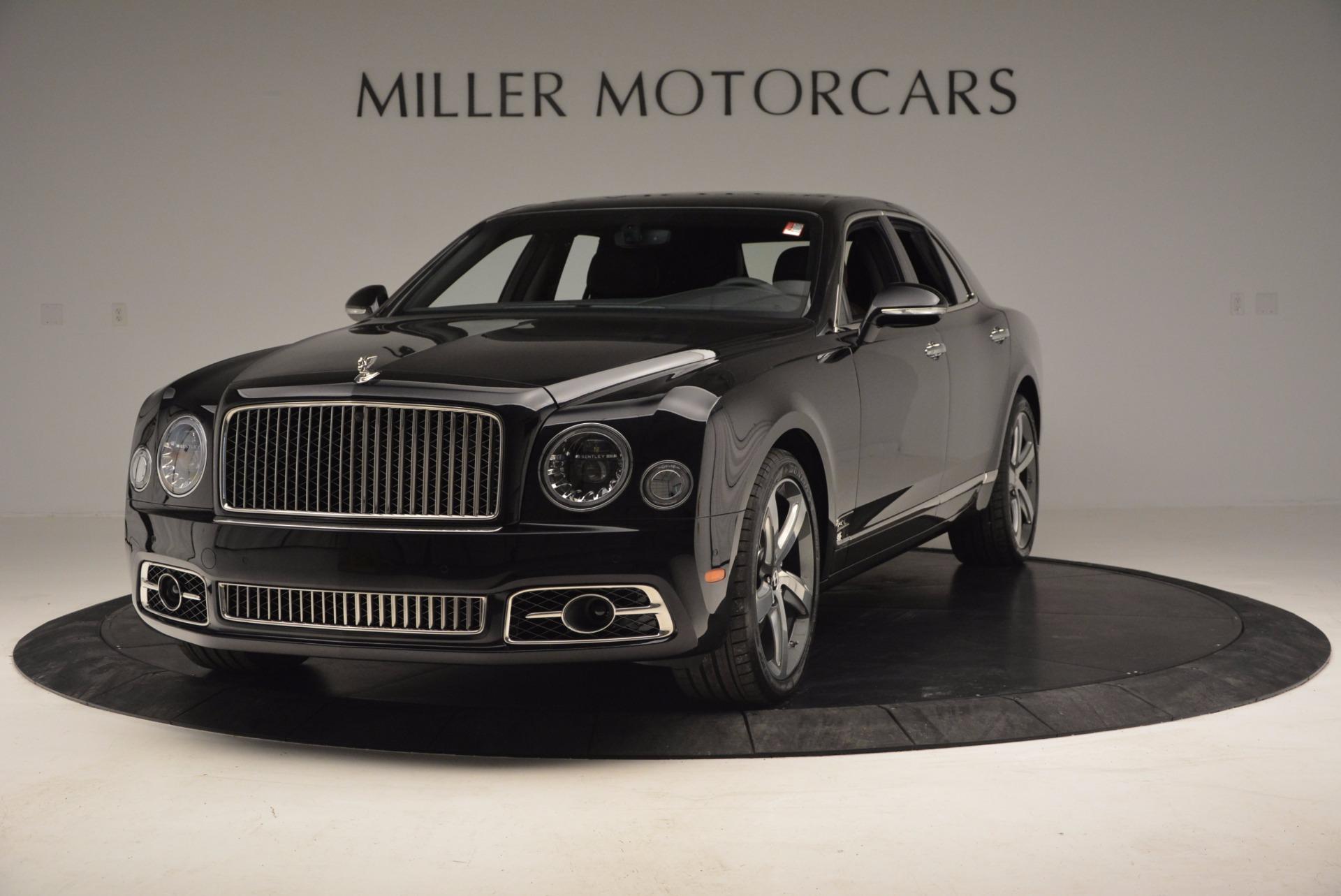 Used 2017 Bentley Mulsanne Speed For Sale In Greenwich, CT. Alfa Romeo of Greenwich, B1207 733_main
