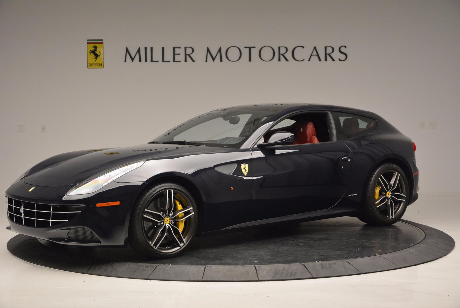 Used 2015 Ferrari FF  For Sale In Greenwich, CT. Alfa Romeo of Greenwich, 4396 735_p2