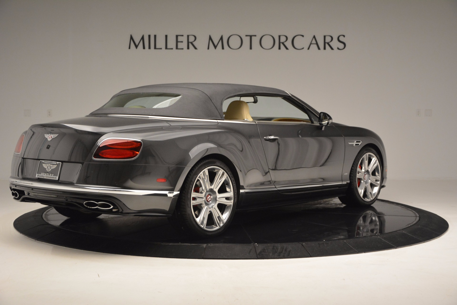 Used 2017 Bentley Continental GT V8 S For Sale In Greenwich, CT. Alfa Romeo of Greenwich, B1224 740_p17