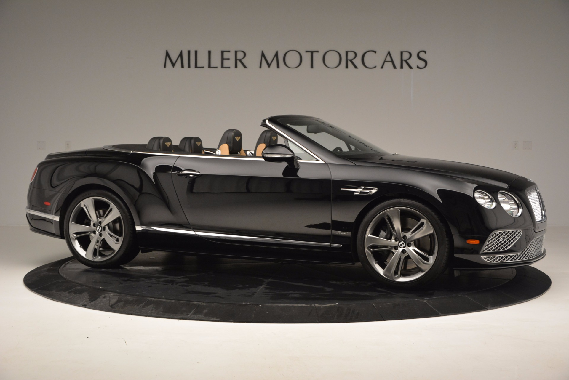 Used 2016 Bentley Continental GT Speed Convertible  For Sale In Greenwich, CT. Alfa Romeo of Greenwich, B1225 741_p10