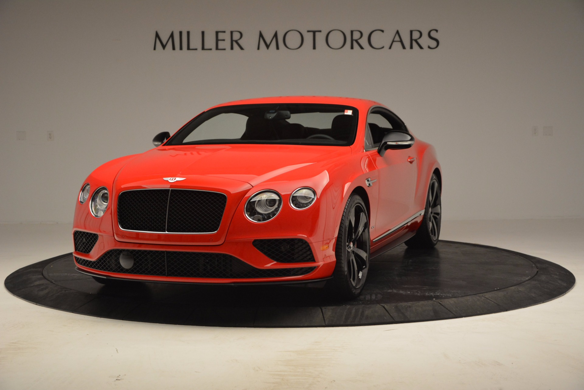 Used 2016 Bentley Continental GT V8 S  For Sale In Greenwich, CT. Alfa Romeo of Greenwich, B1223 743_main