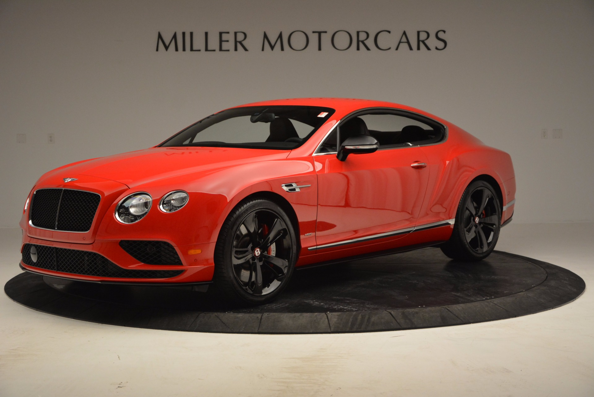 Used 2016 Bentley Continental GT V8 S  For Sale In Greenwich, CT. Alfa Romeo of Greenwich, B1223 743_p2