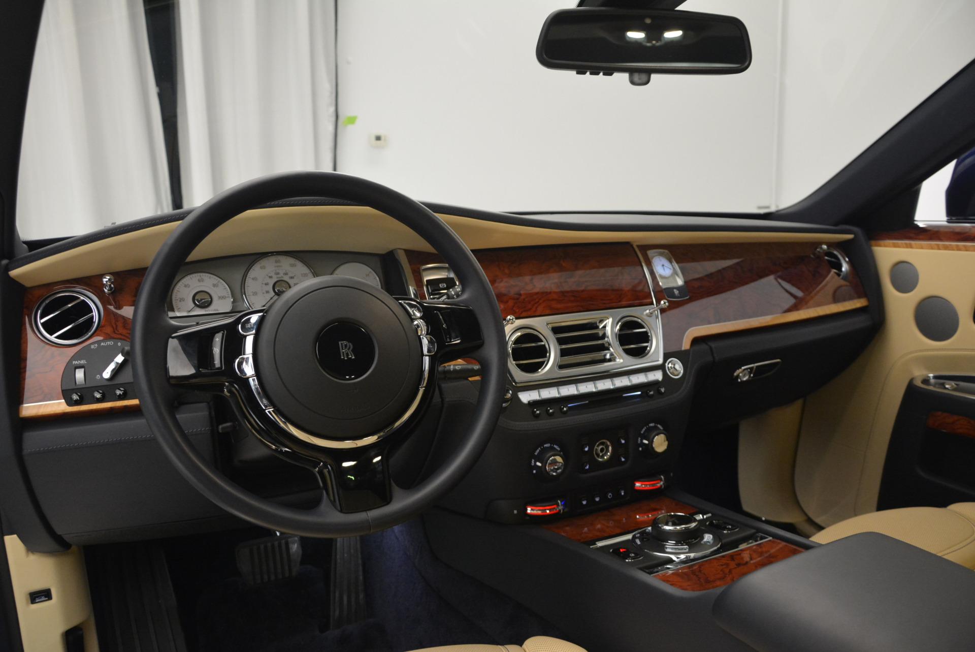 Used 2016 Rolls-Royce Ghost EWB For Sale In Greenwich, CT. Alfa Romeo of Greenwich, R396 746_p19
