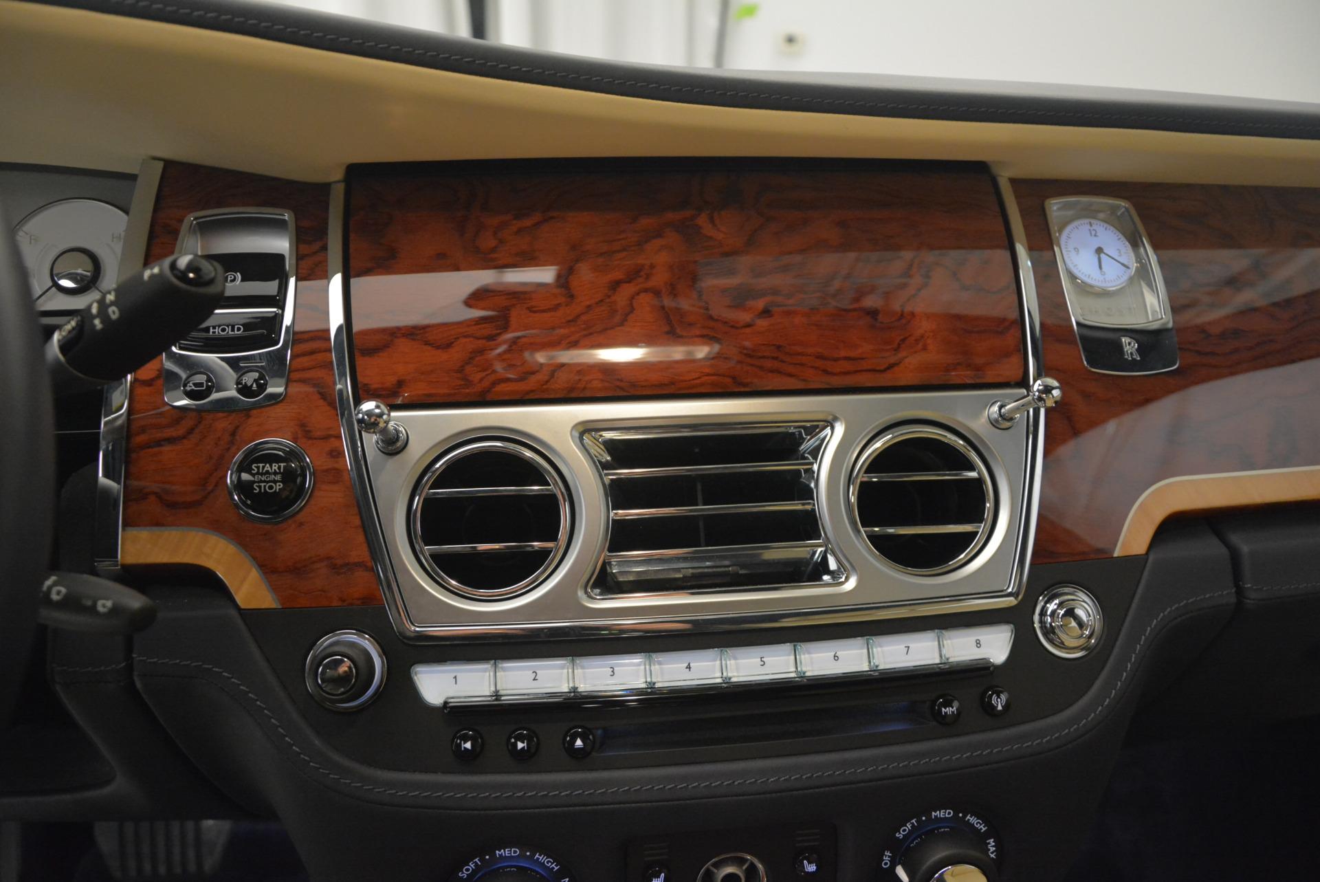 Used 2016 Rolls-Royce Ghost EWB For Sale In Greenwich, CT. Alfa Romeo of Greenwich, R396 746_p22